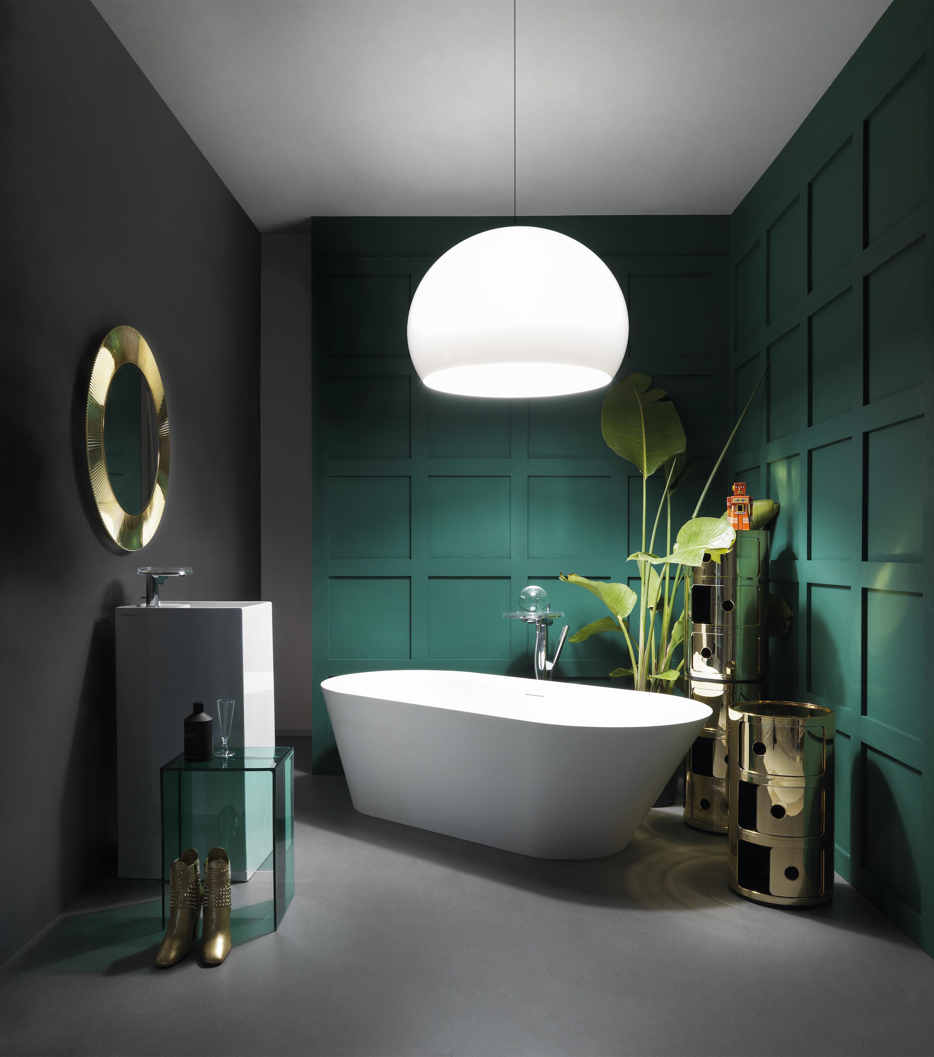 kartell by laufen badewanne freistehend von laufen stylepark. Black Bedroom Furniture Sets. Home Design Ideas