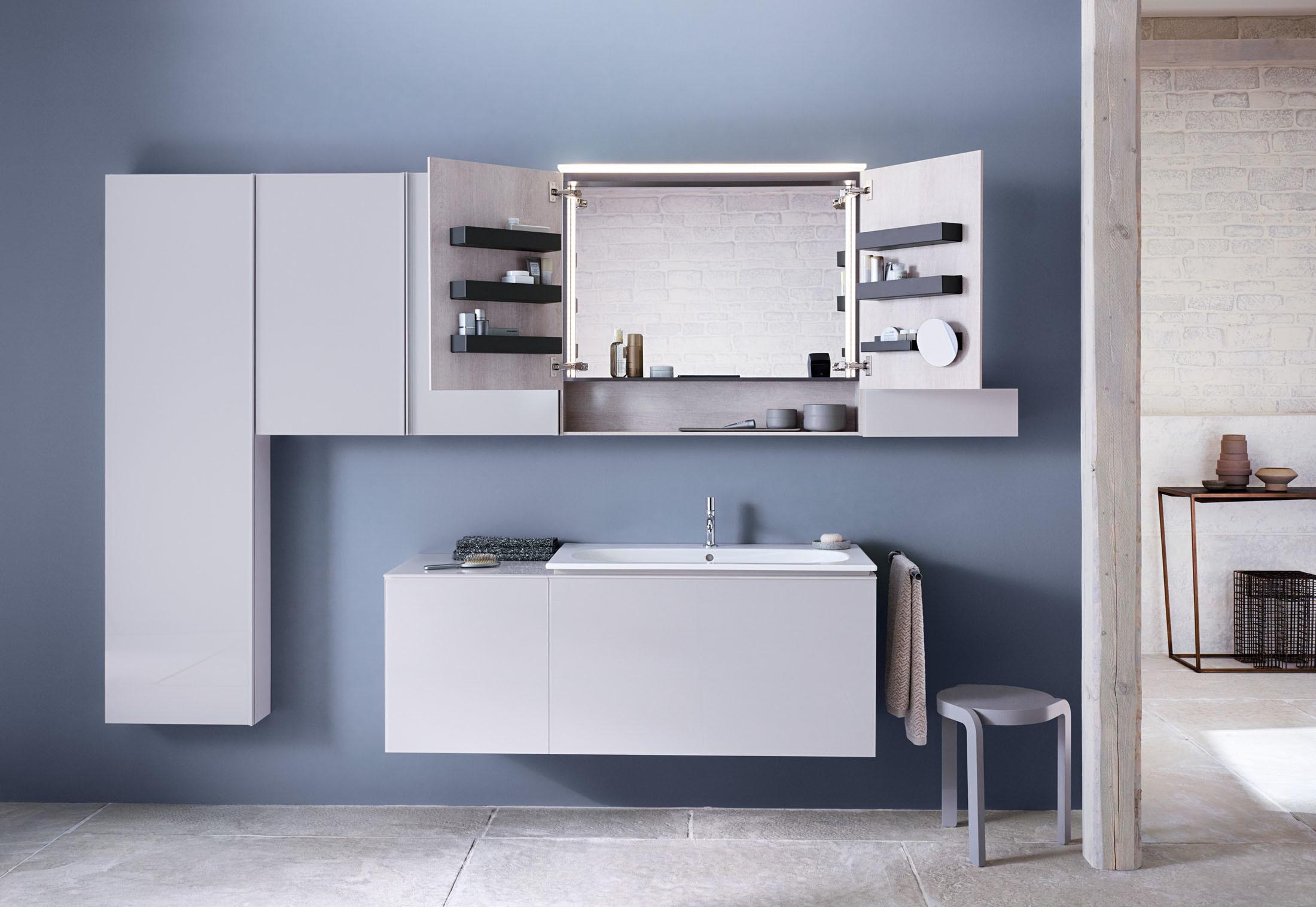 Acanto Wall Cupboard Flat By Geberit Stylepark