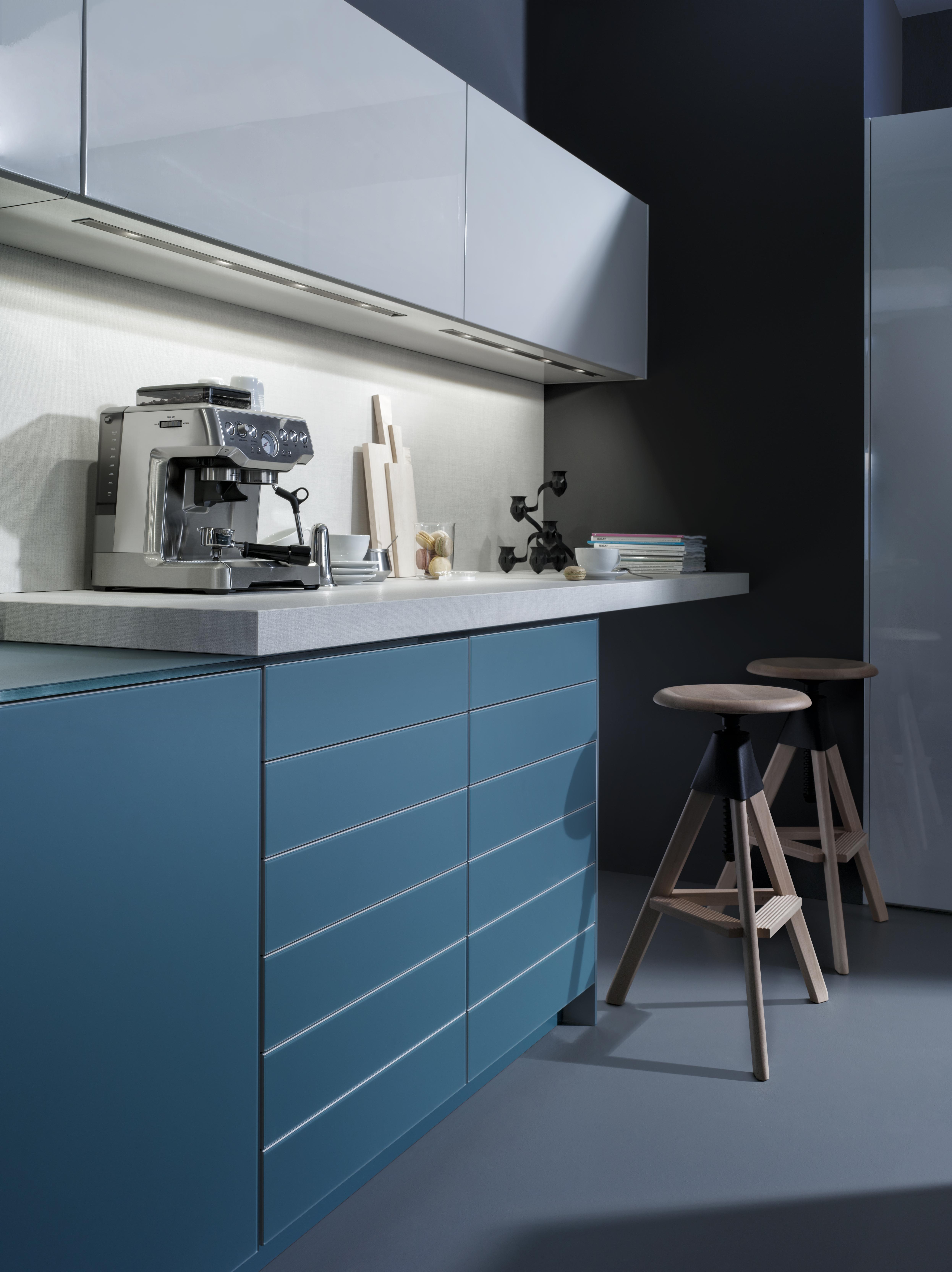 LARGO-FG | IOS-M by LEICHT Küchen | STYLEPARK