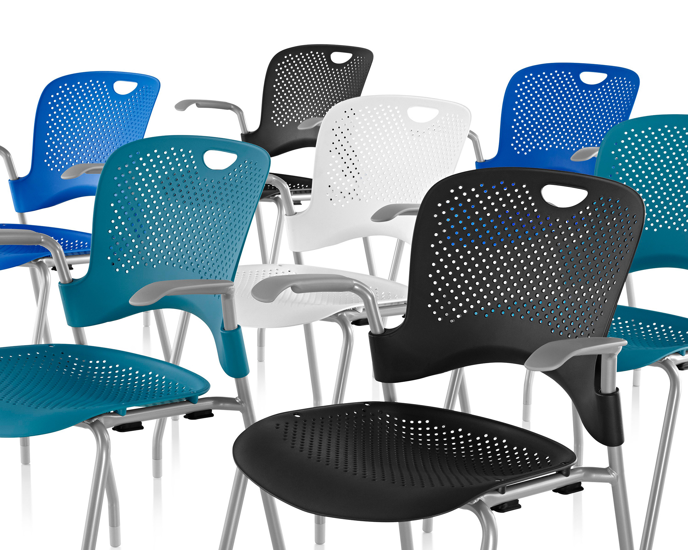 Caper Stacking Chair By Herman Miller Stylepark