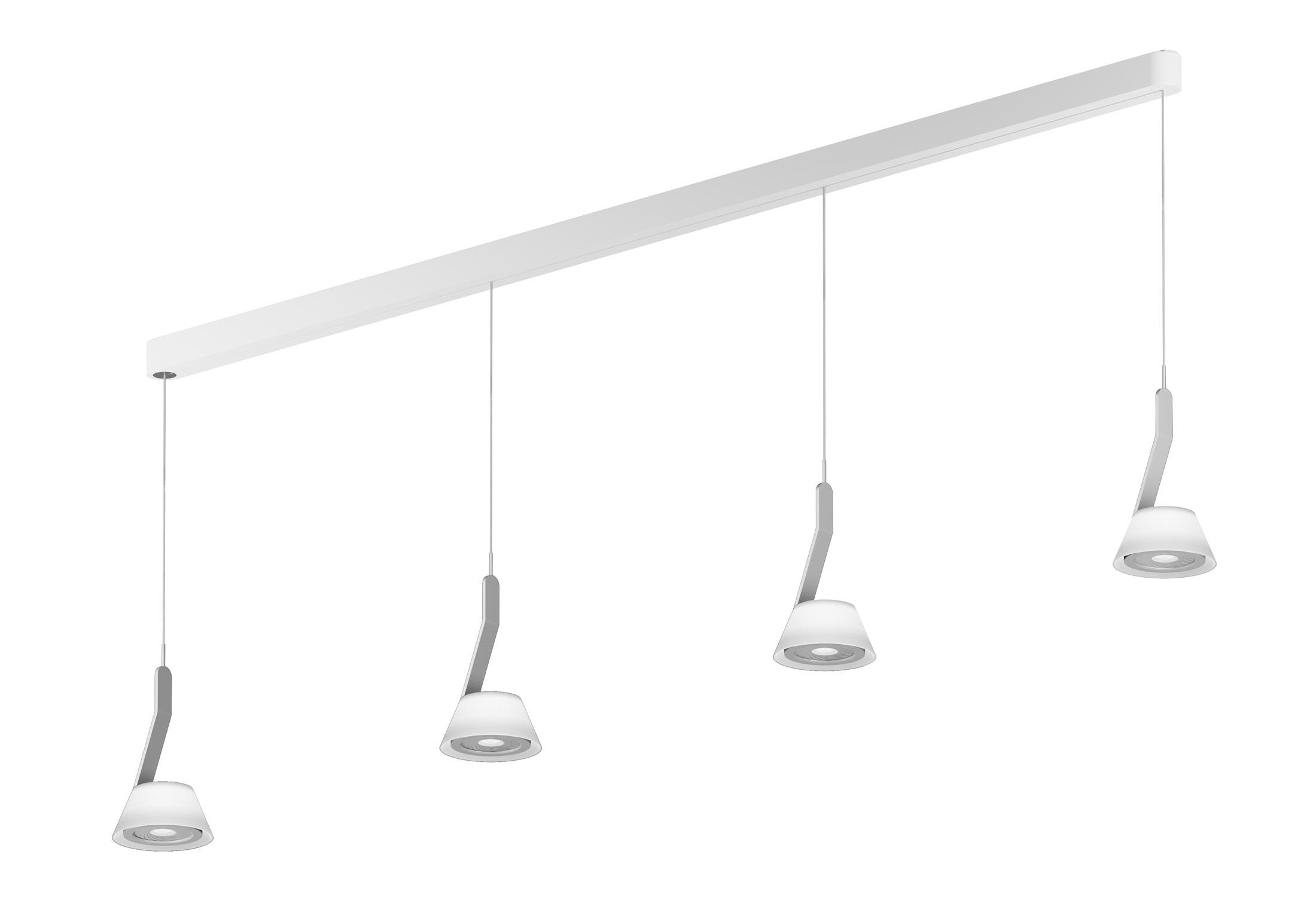 lei linea quattro  lei linea quattro by Occhio   STYLEPARK. Quattro Lighting. Home Design Ideas