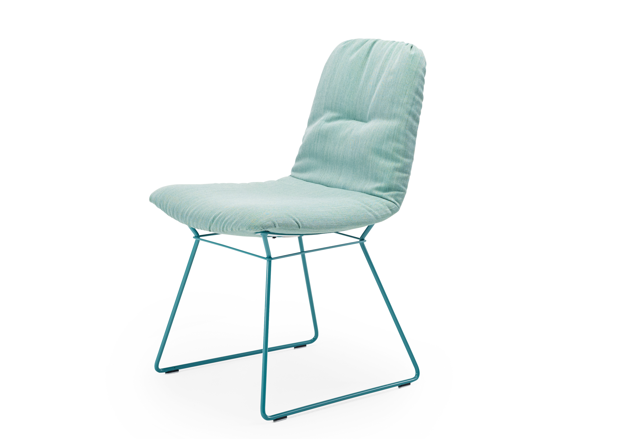 Leya chair with wire frame by Freifrau | STYLEPARK