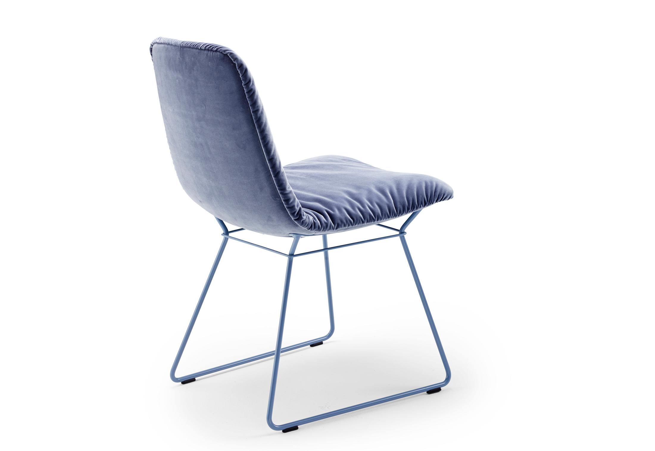 Leya chair with wire frame by Freifrau   STYLEPARK