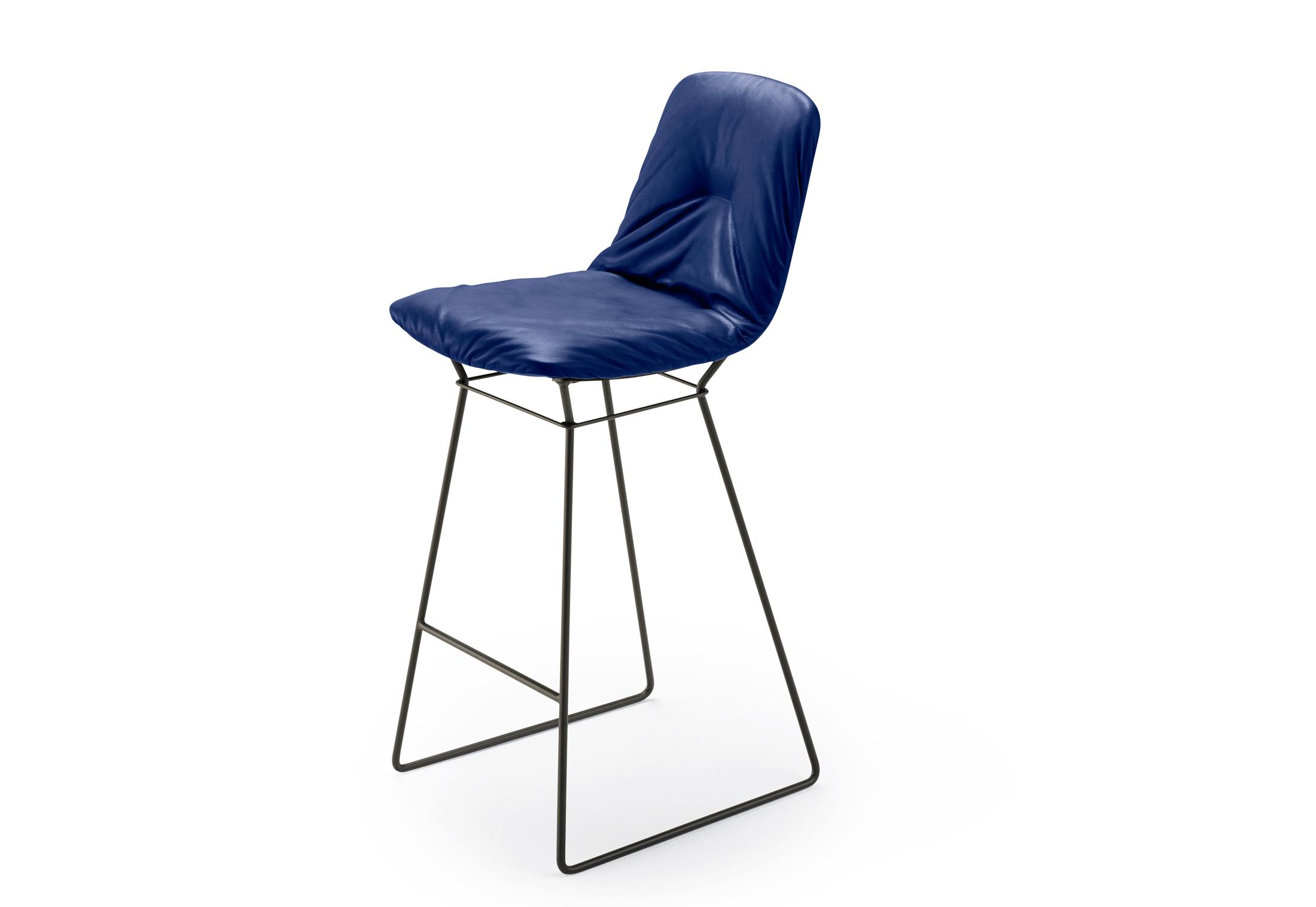 Magnificent Leya Counter Stool High By Freifrau Stylepark Machost Co Dining Chair Design Ideas Machostcouk