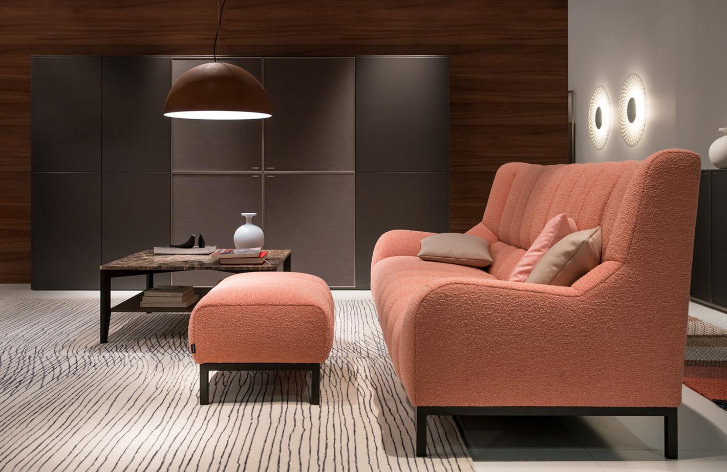 polsterharmonie phileas von philippe nigro f r ligne. Black Bedroom Furniture Sets. Home Design Ideas