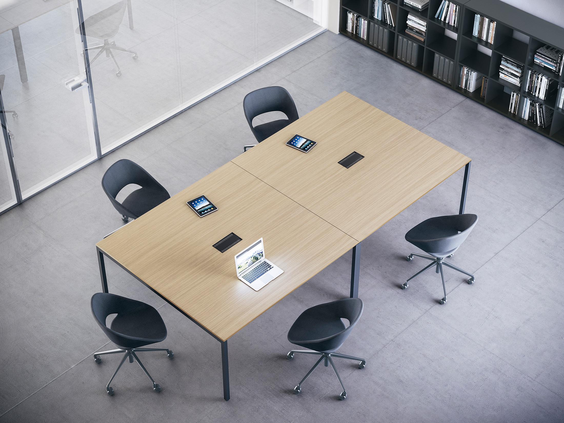 Framework 2 0 Desk By Fantoni Stylepark