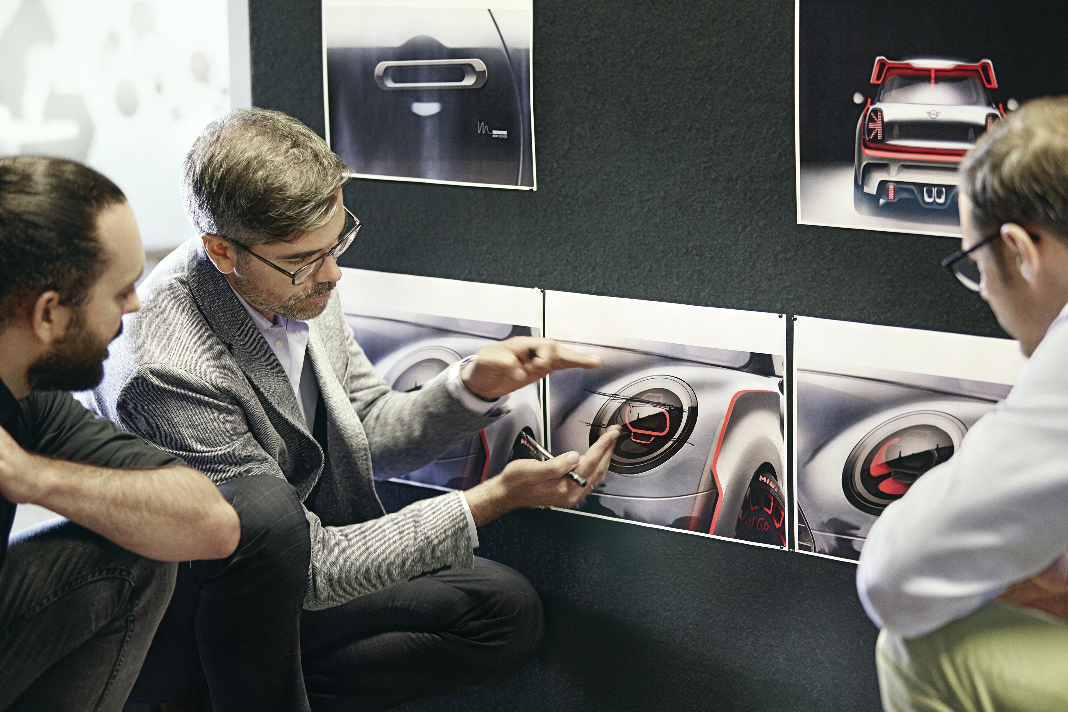 Zwei MINI Concept Cars auf der IAA 2017 | STYLEPARK
