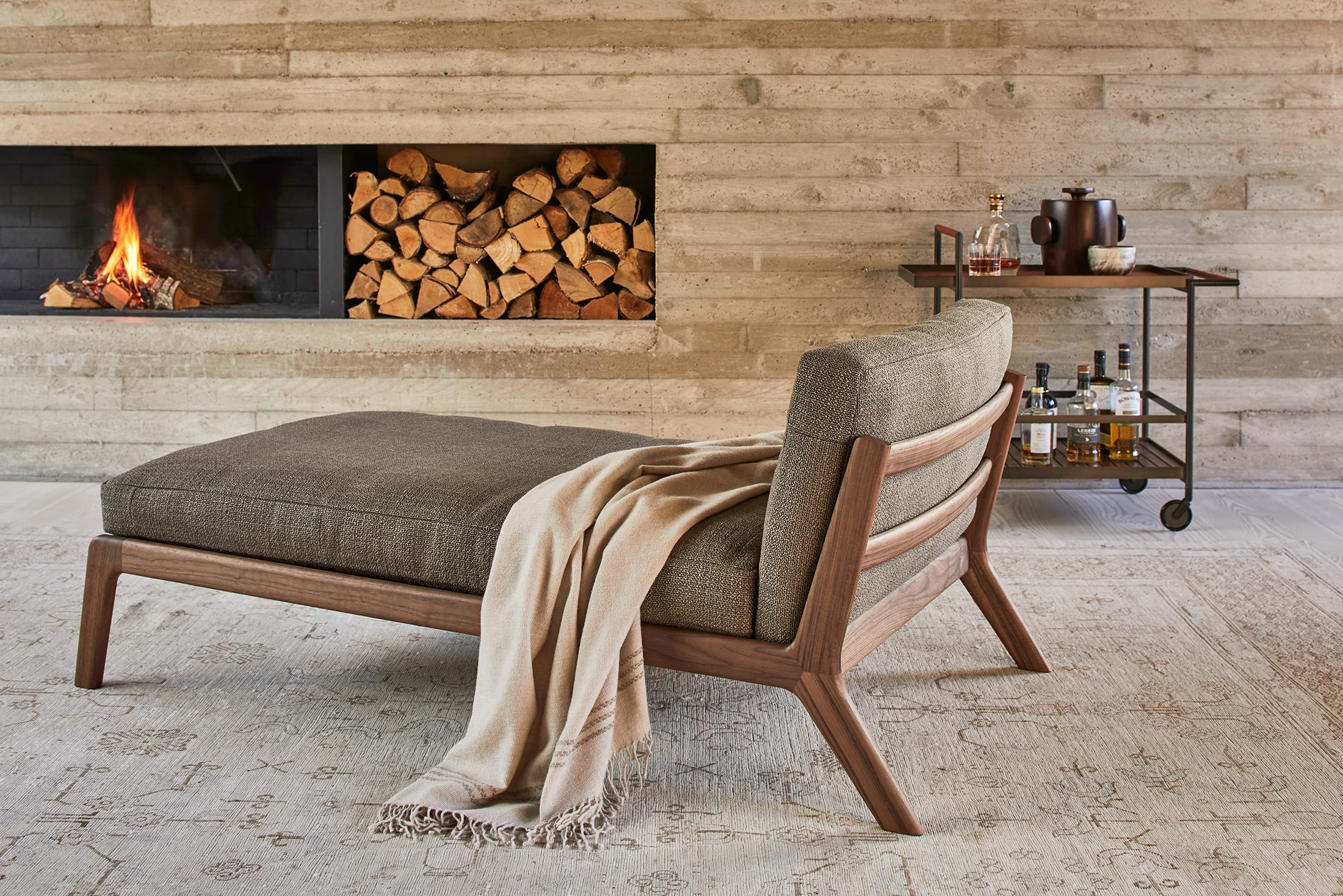 - SOVA Chaise Longue By [more] STYLEPARK