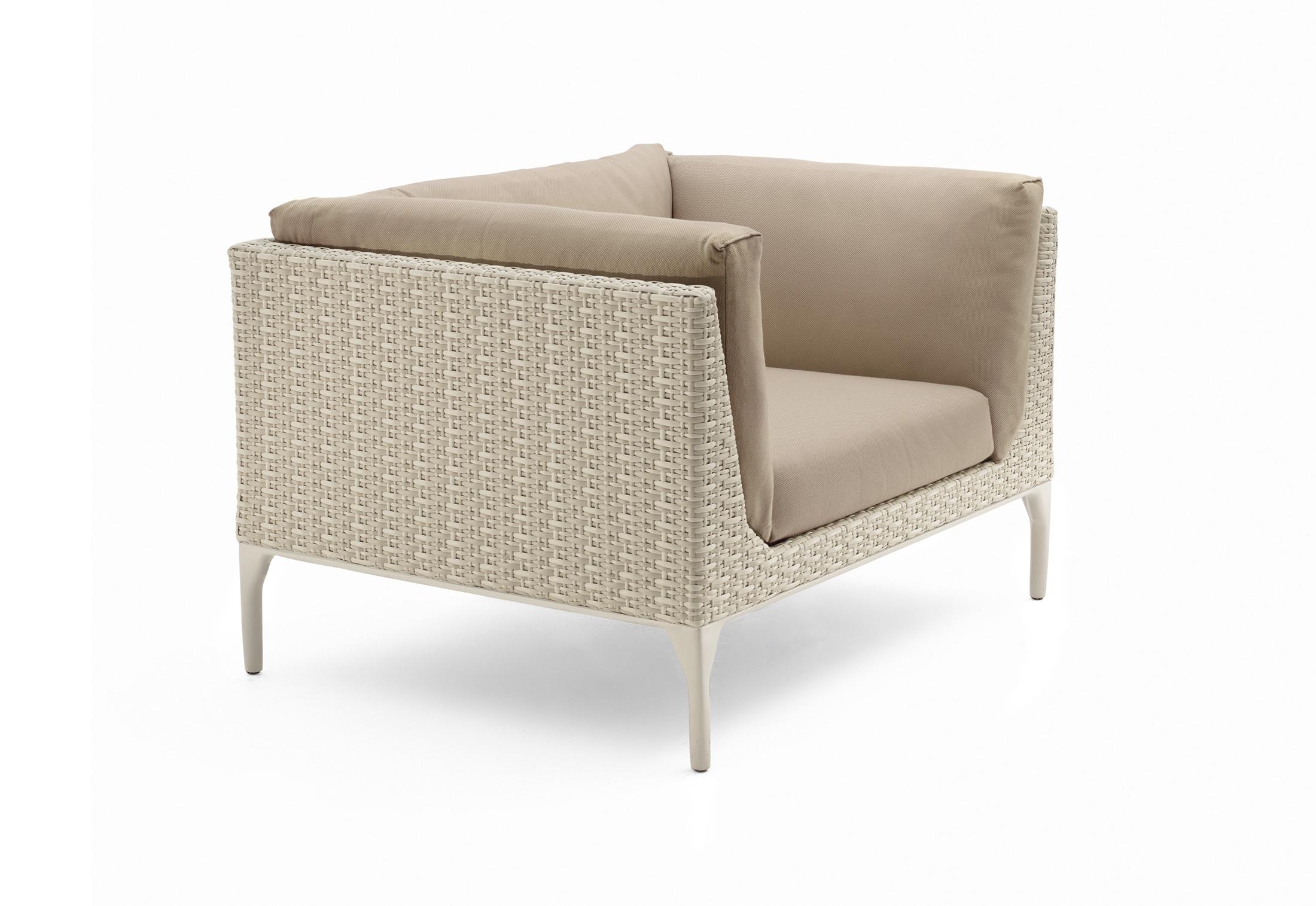 Fantastic Mu Lounge Chair By Dedon Stylepark Short Links Chair Design For Home Short Linksinfo