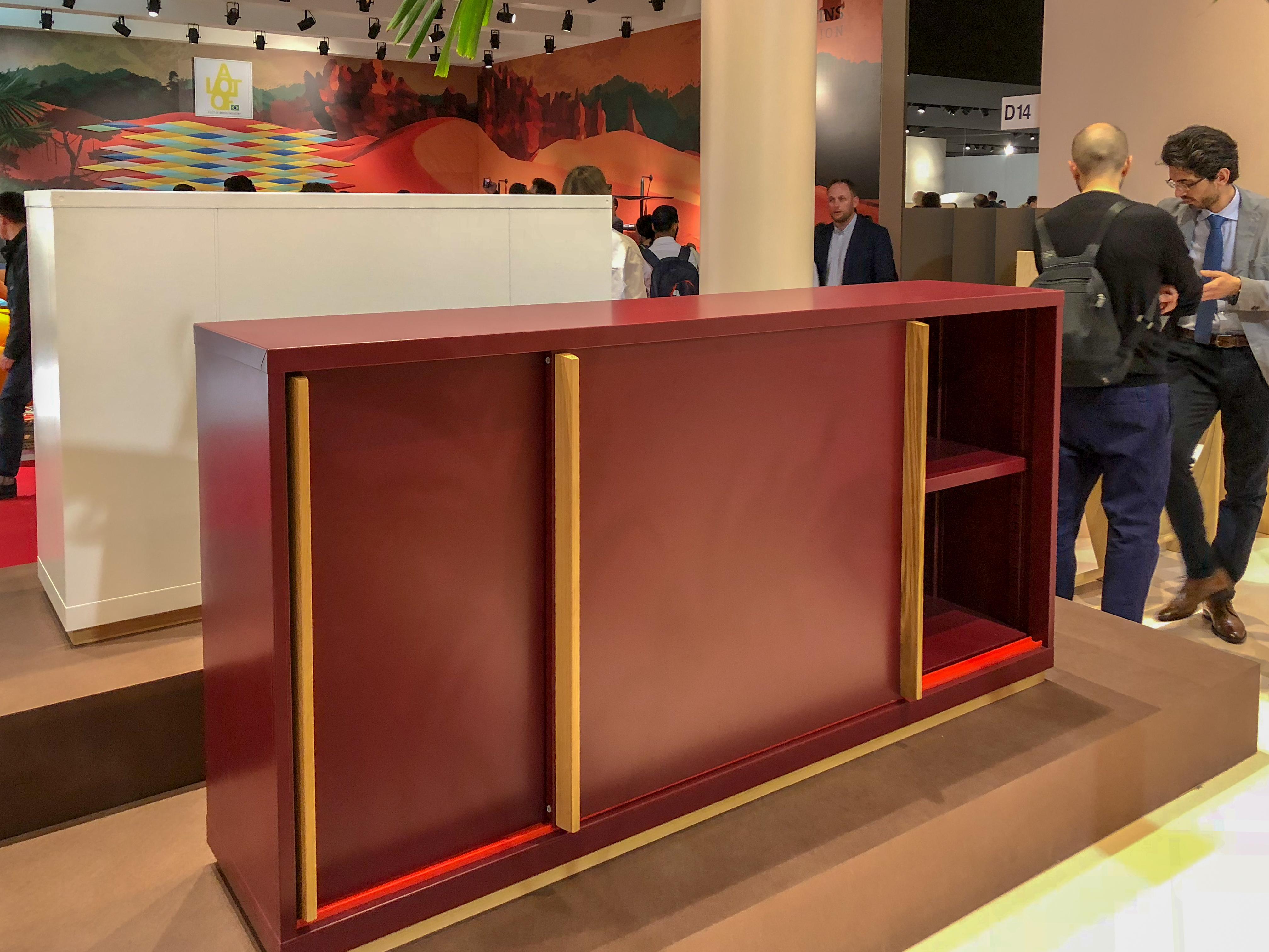die r ckschau auf den salone del mobile 2018 stylepark. Black Bedroom Furniture Sets. Home Design Ideas