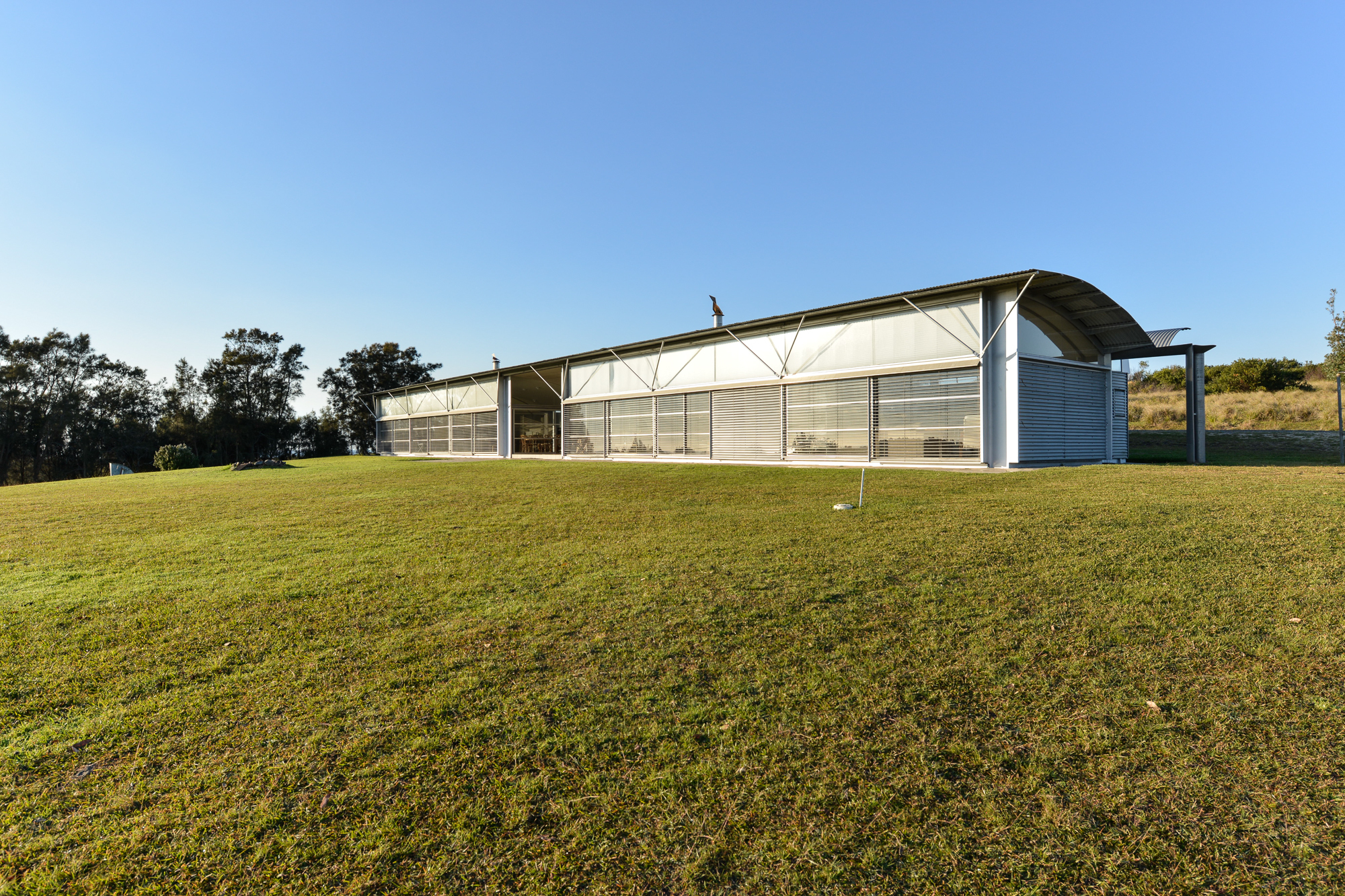 A house by glenn murcutt on the australian coastline for House building website