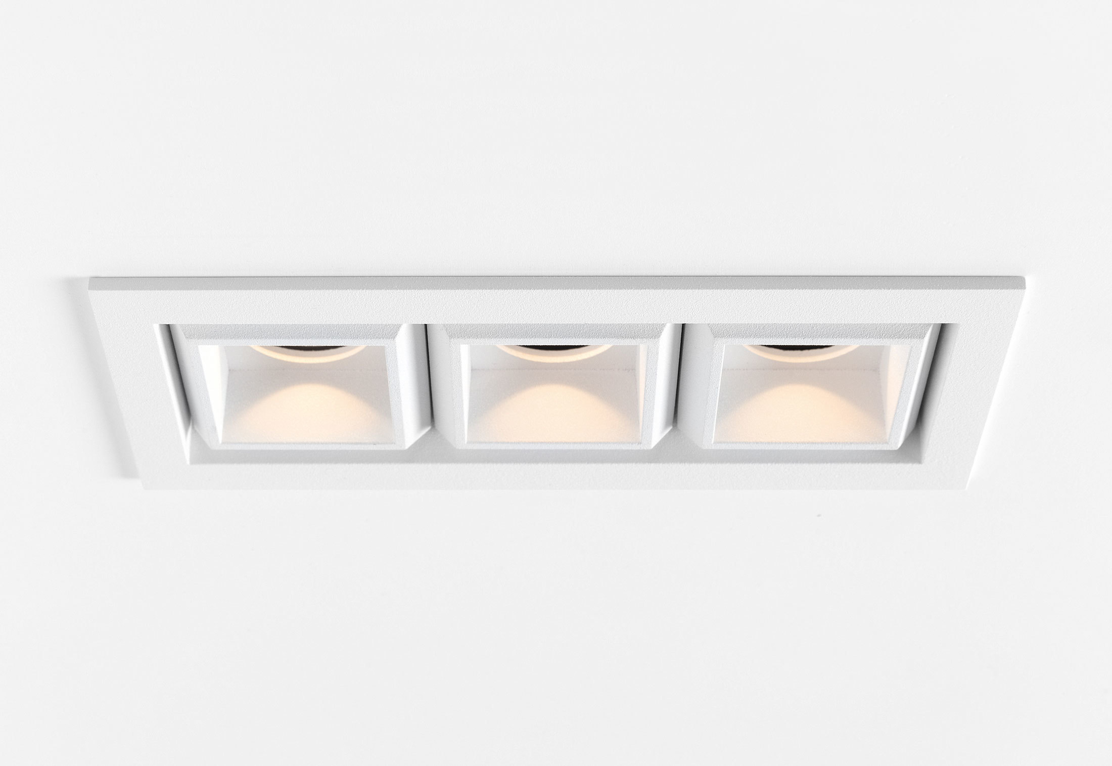 Qbini LED built-in light by Modular Lighting Instruments ...