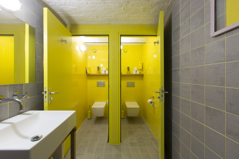 Möbel Maastricht students design sanitary facilities with mosa tiles stylepark