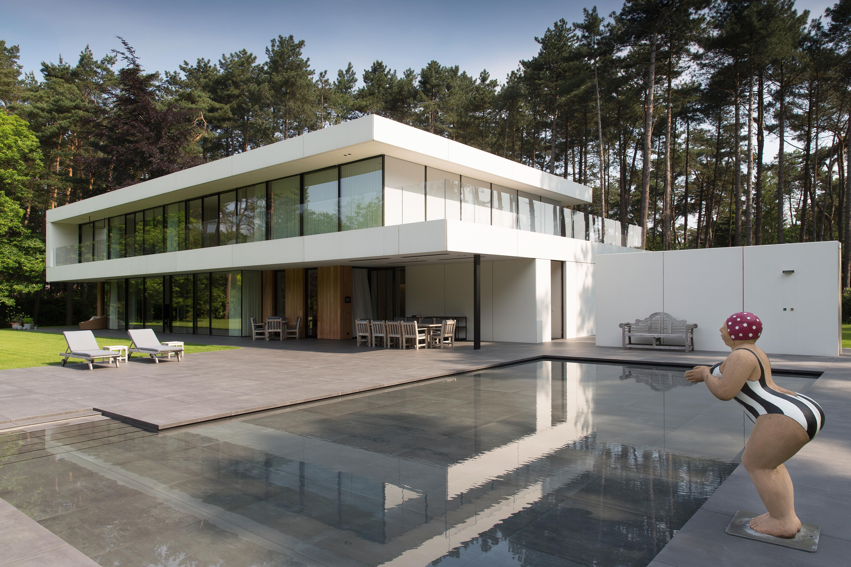 Pool design holz  Von der Terrasse zur Bademöglichkeit mit den Fliesen von Mosa ...