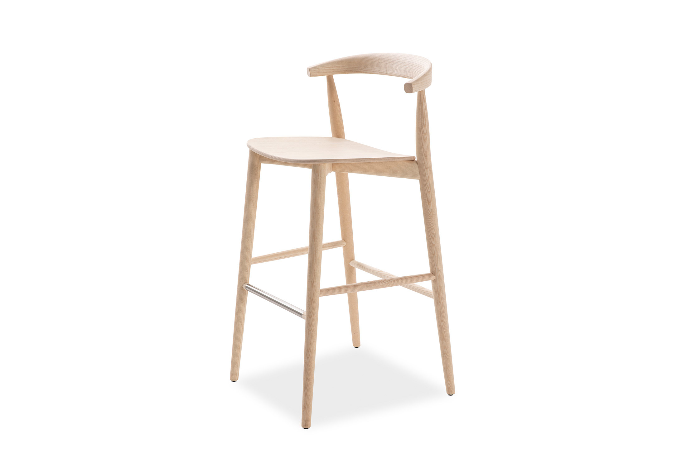 Astounding Newood Light Stool By Cappellini Stylepark Squirreltailoven Fun Painted Chair Ideas Images Squirreltailovenorg