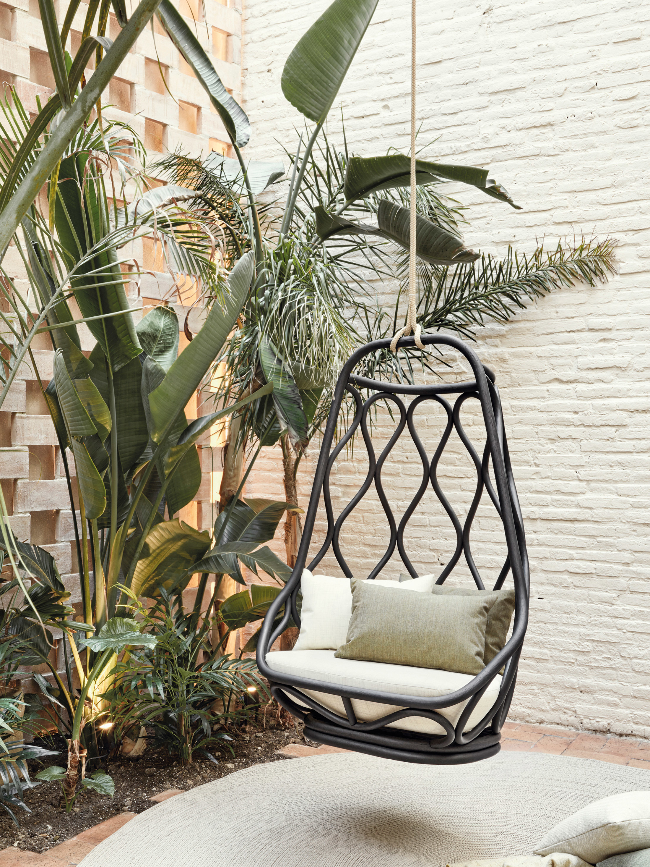 Nautica Outdoor Swing Chair C360 By Expormim Stylepark