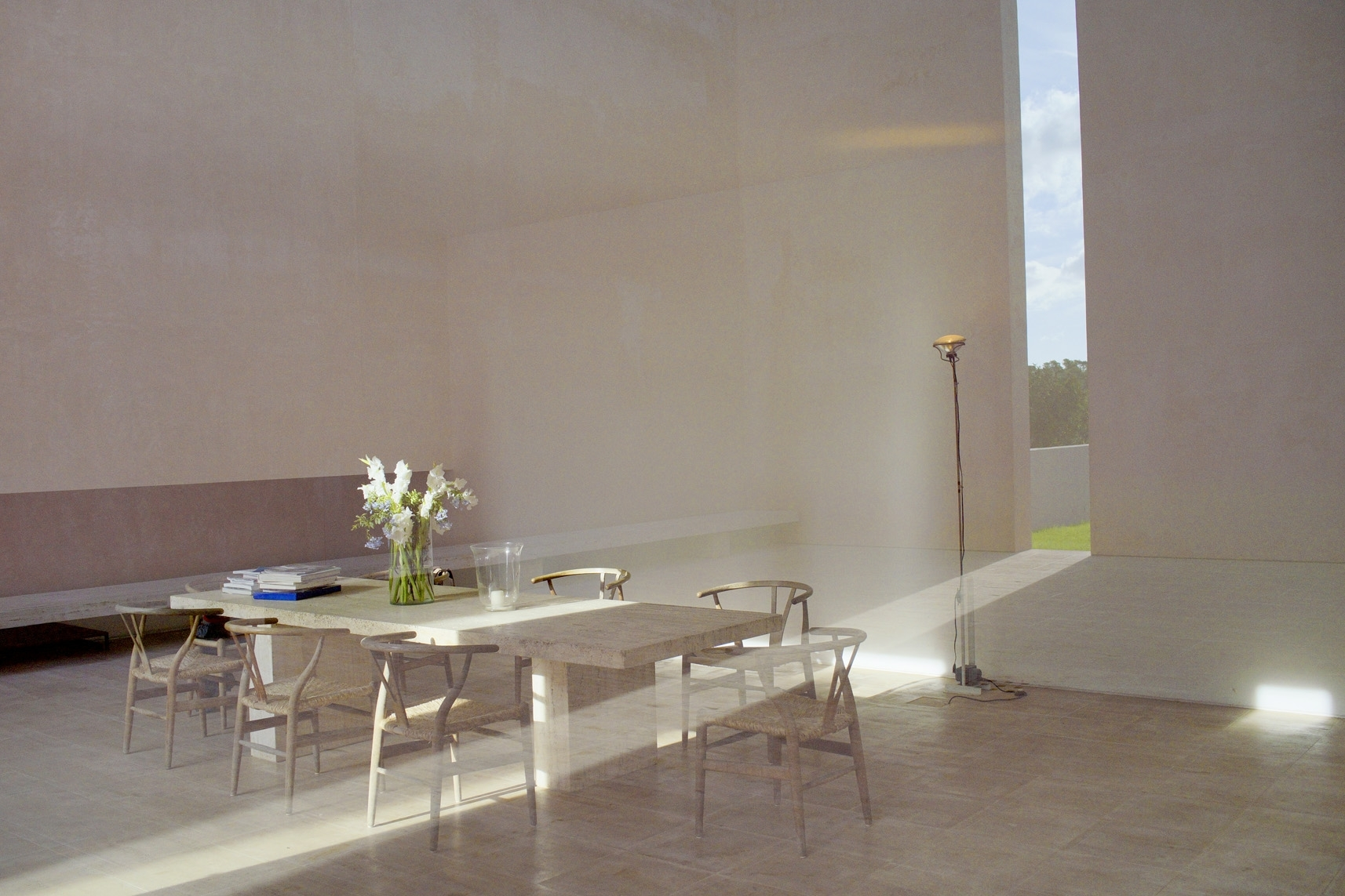 The Neuendorf House By John Pawson And Claudio Silvestrin