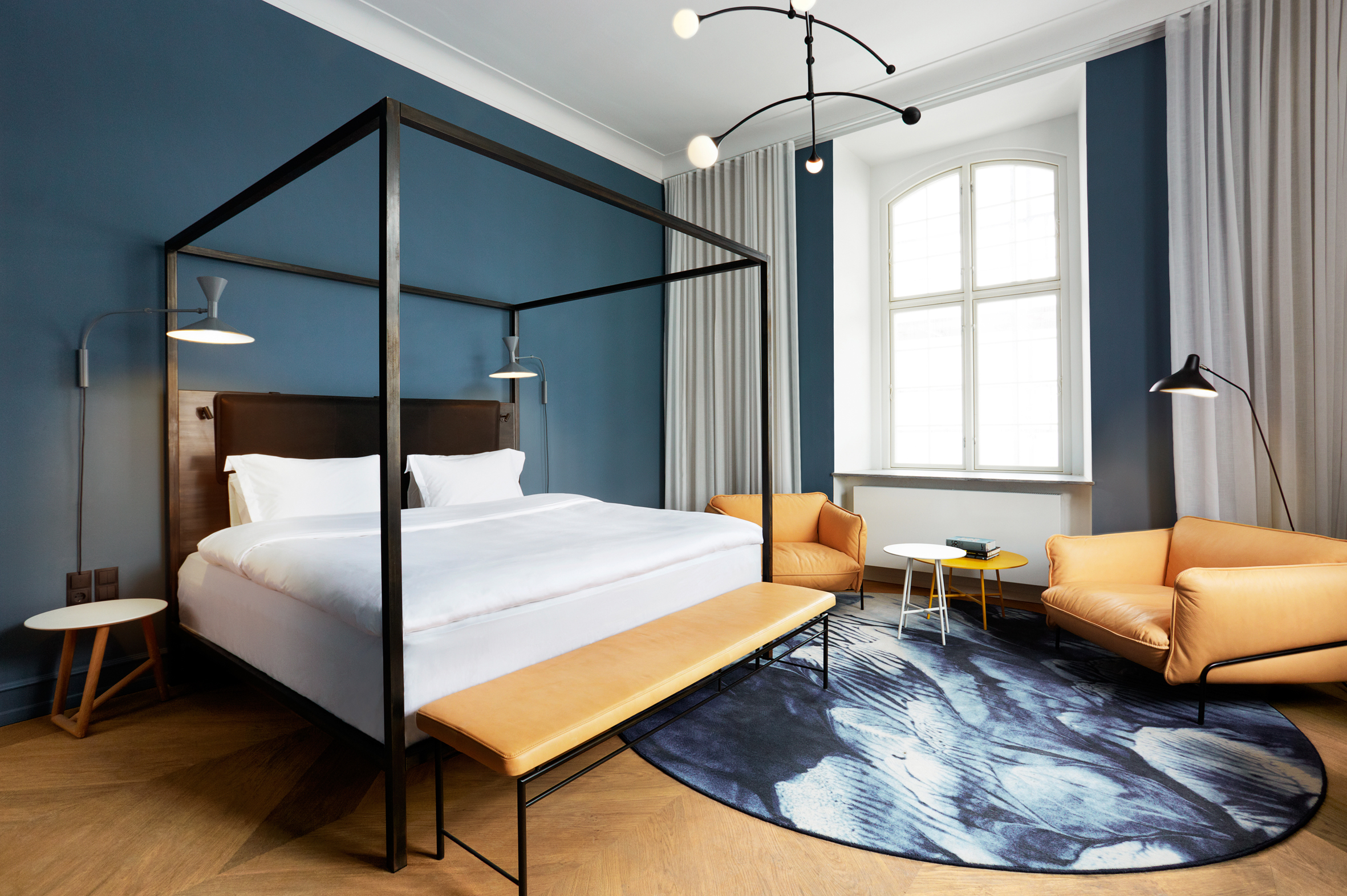 the new hotel nobis copenhagen stylepark. Black Bedroom Furniture Sets. Home Design Ideas
