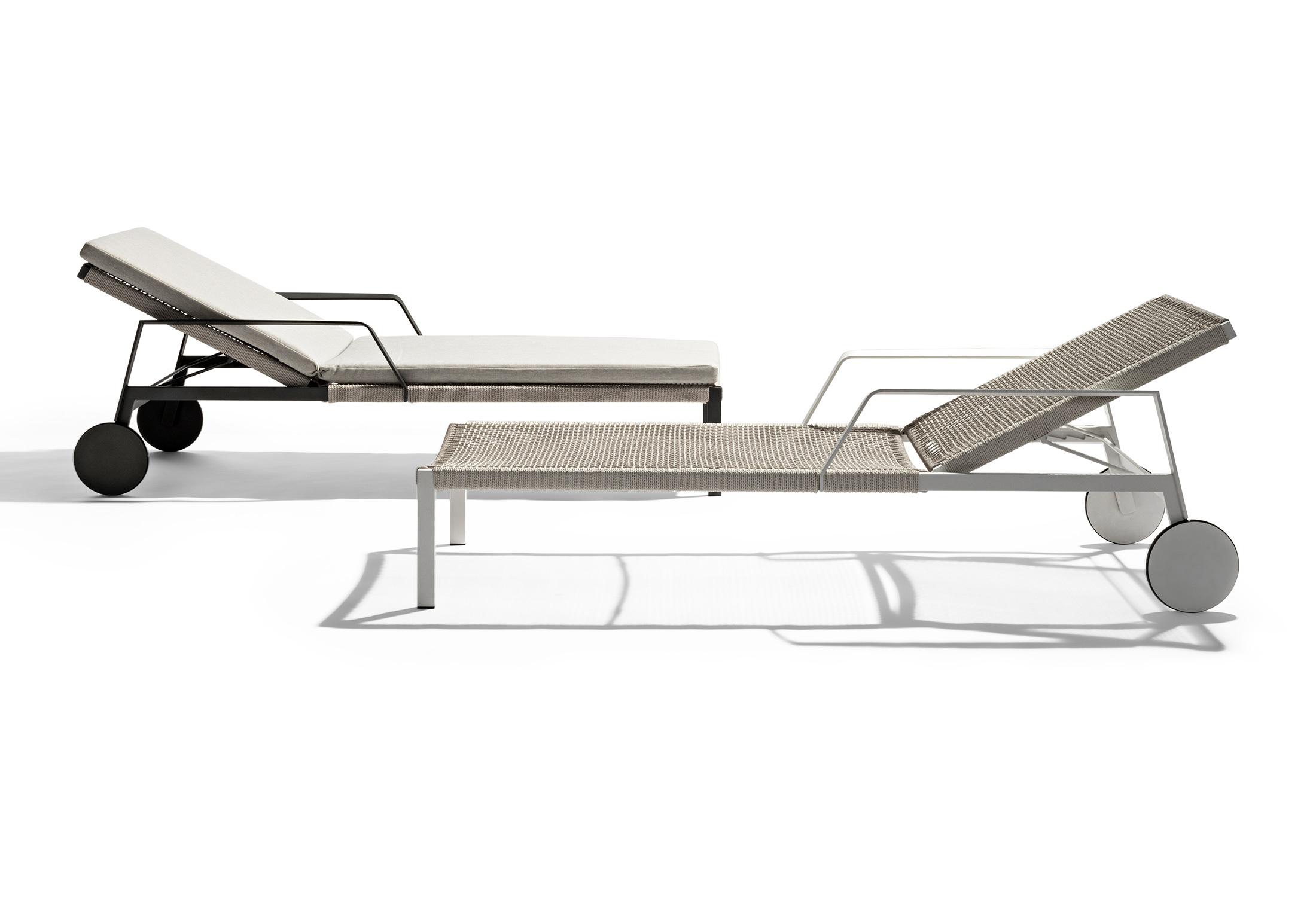 Nodi Adjustable Lounger By Trib 249 Stylepark