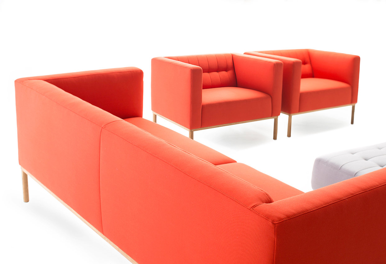 Otto Sofa By Fl Totto Stylepark