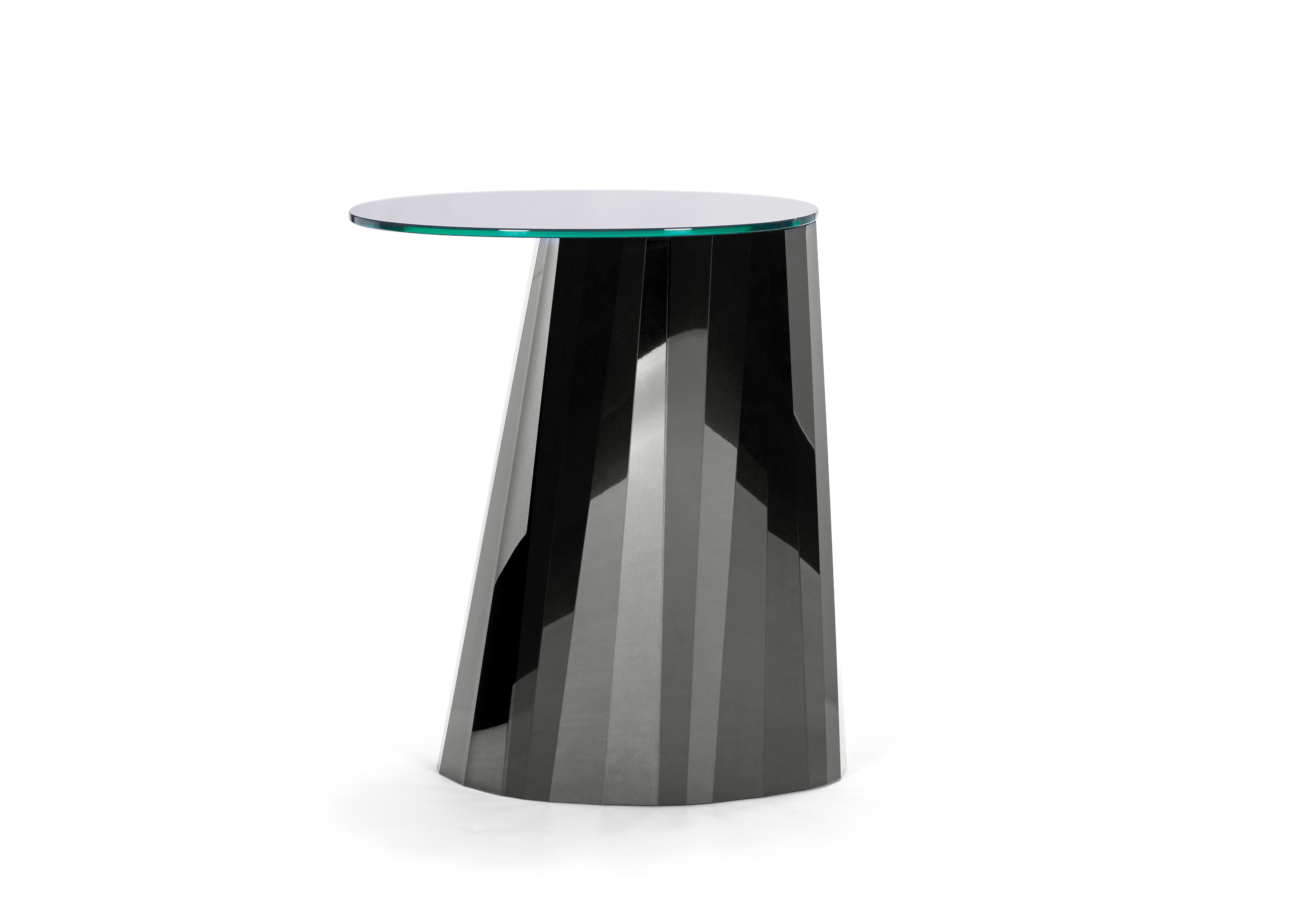 Pli Side Table High 8