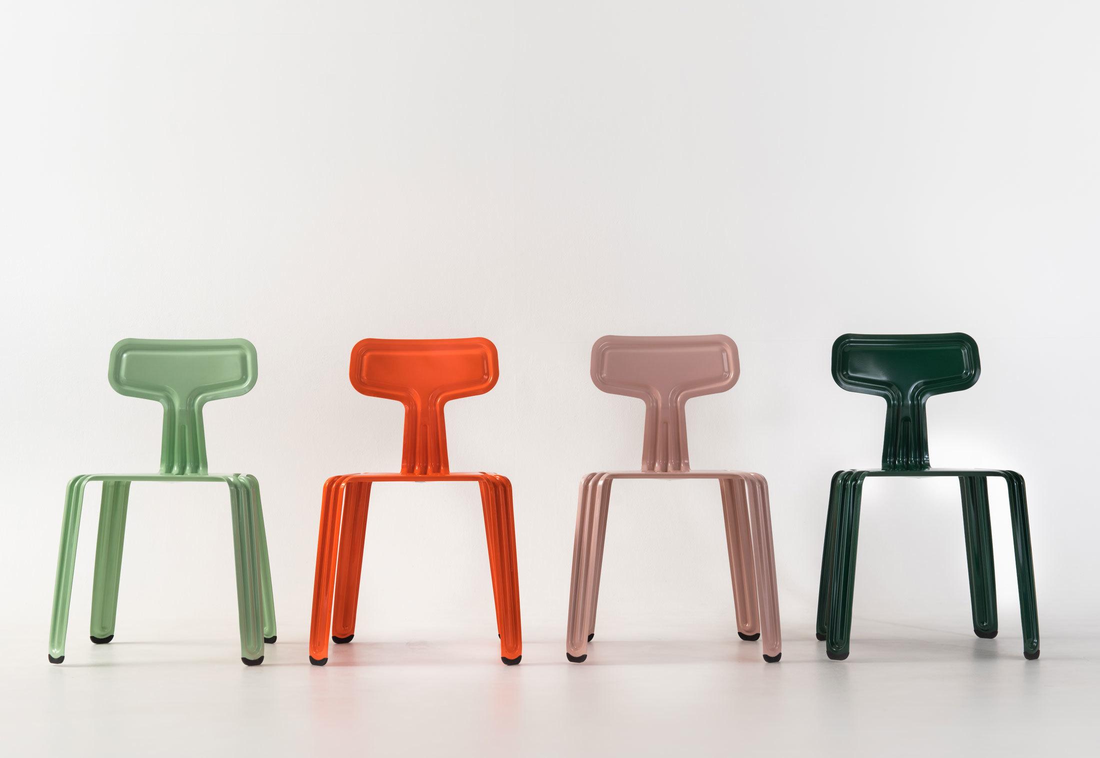 Pressed Chair By Nils Holger Moormann Stylepark