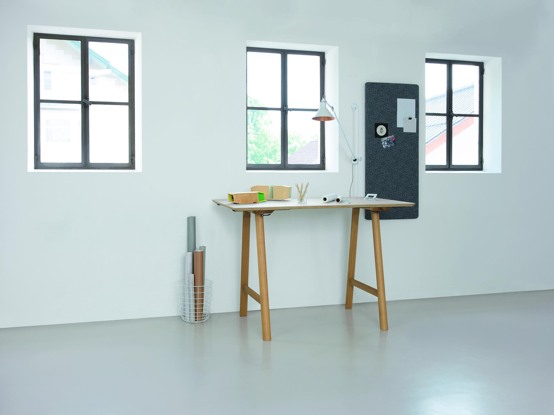 rail schreibtisch von zeitraum stylepark. Black Bedroom Furniture Sets. Home Design Ideas
