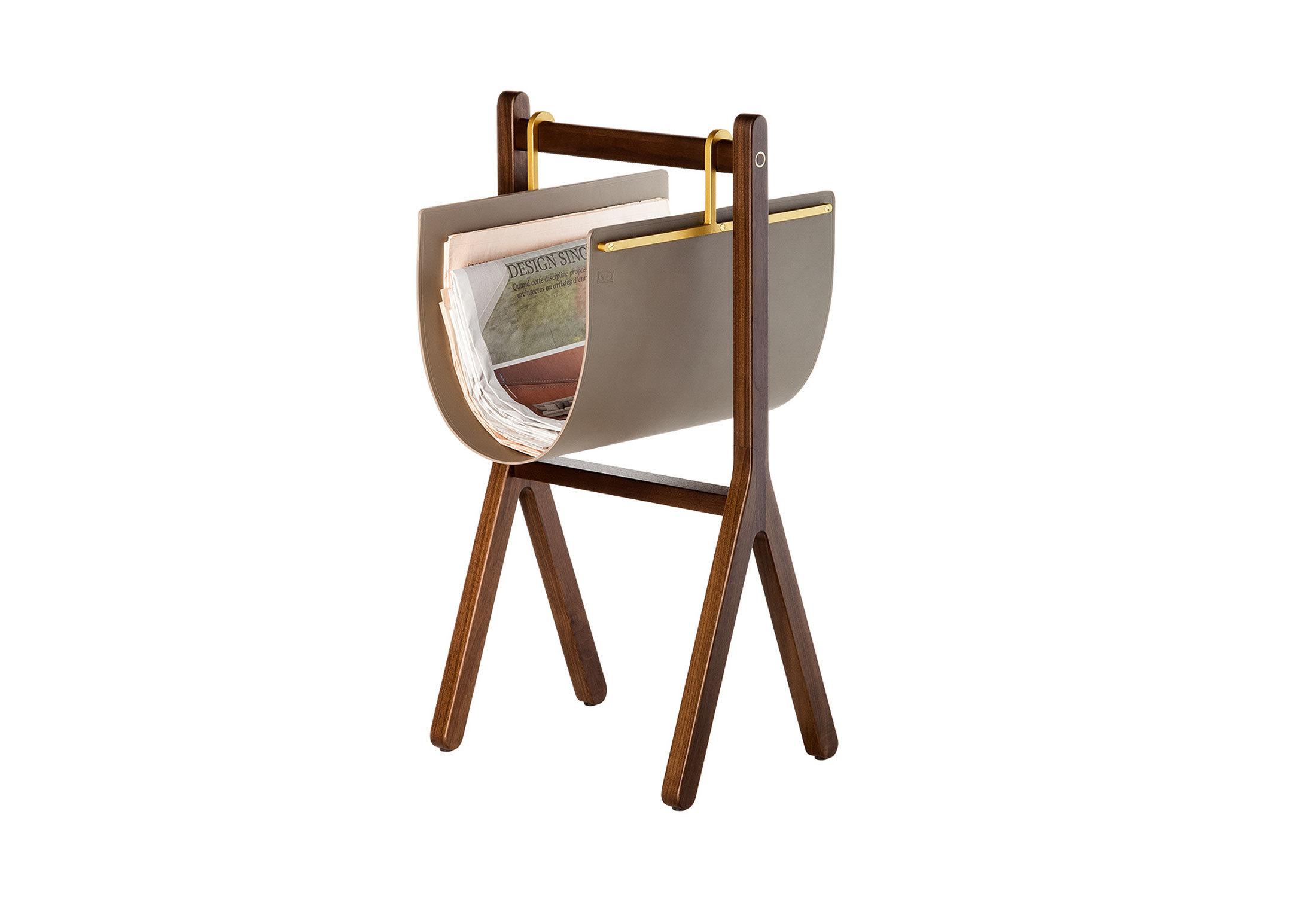 ren zeitschriftenst nder von poltrona frau stylepark. Black Bedroom Furniture Sets. Home Design Ideas