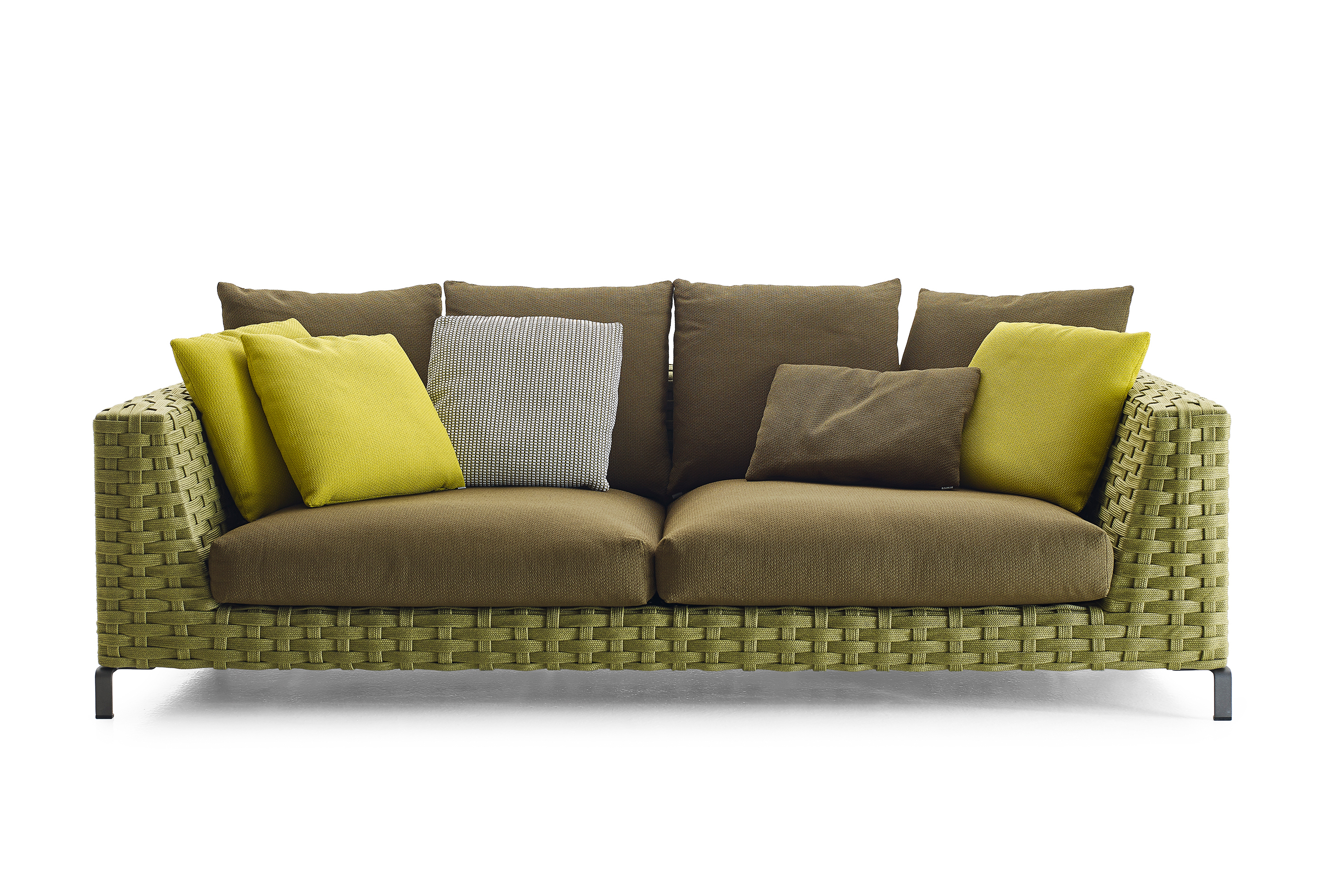 ... RAY OUTDOOR FABRIC 2 Seater ...