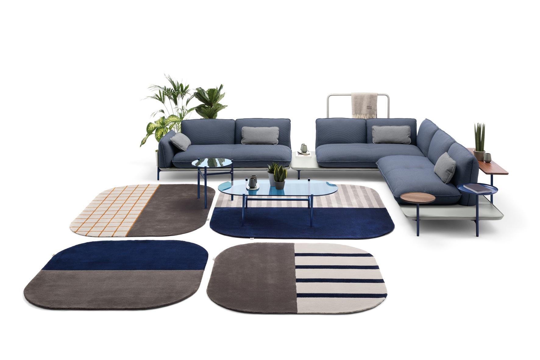 Werner Aisslinger über Sein Neues Sofa Rolf Benz Addit Stylepark
