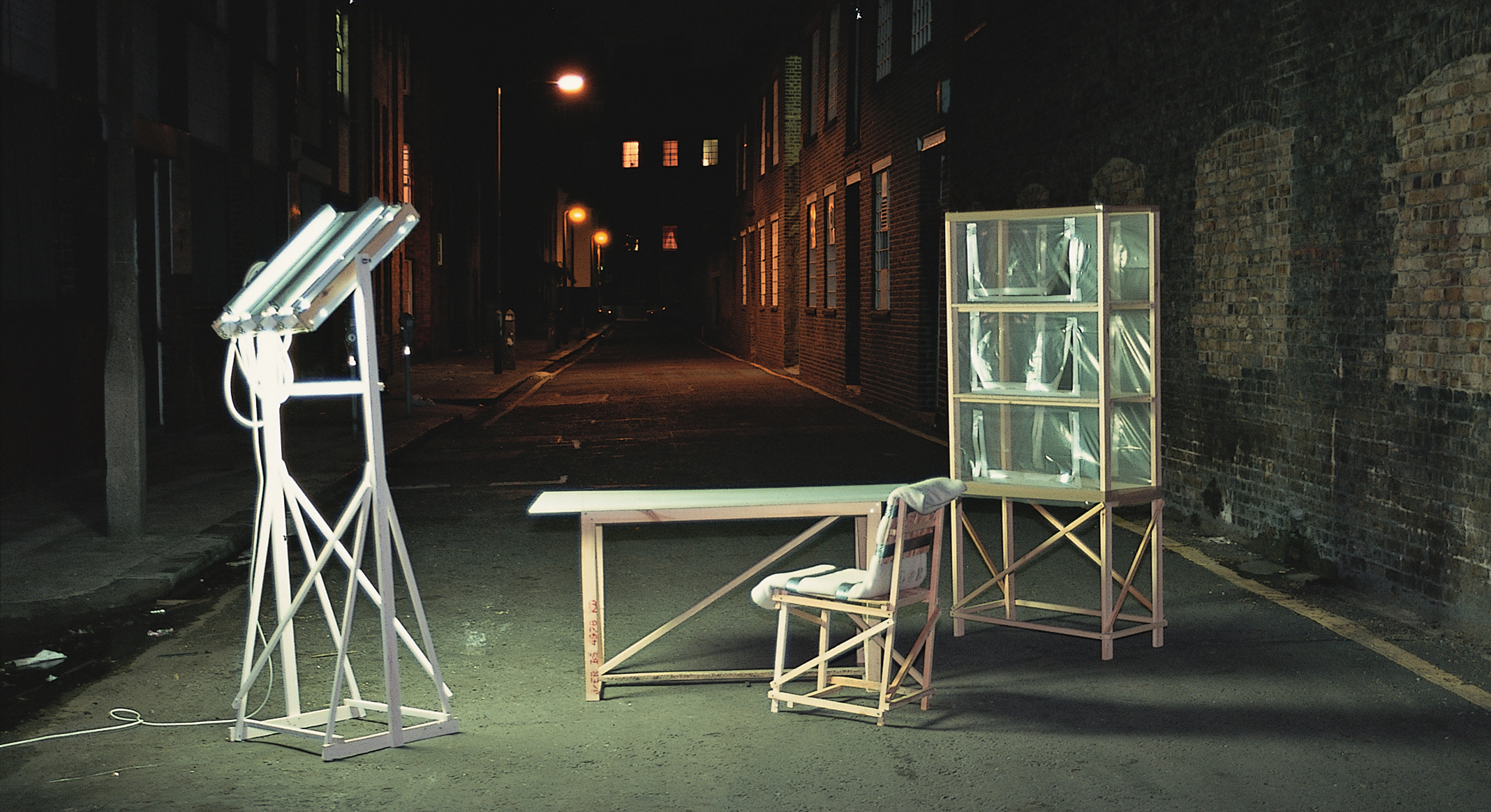 Soft light luminous reflections by tord boontje for Rough and ready furniture