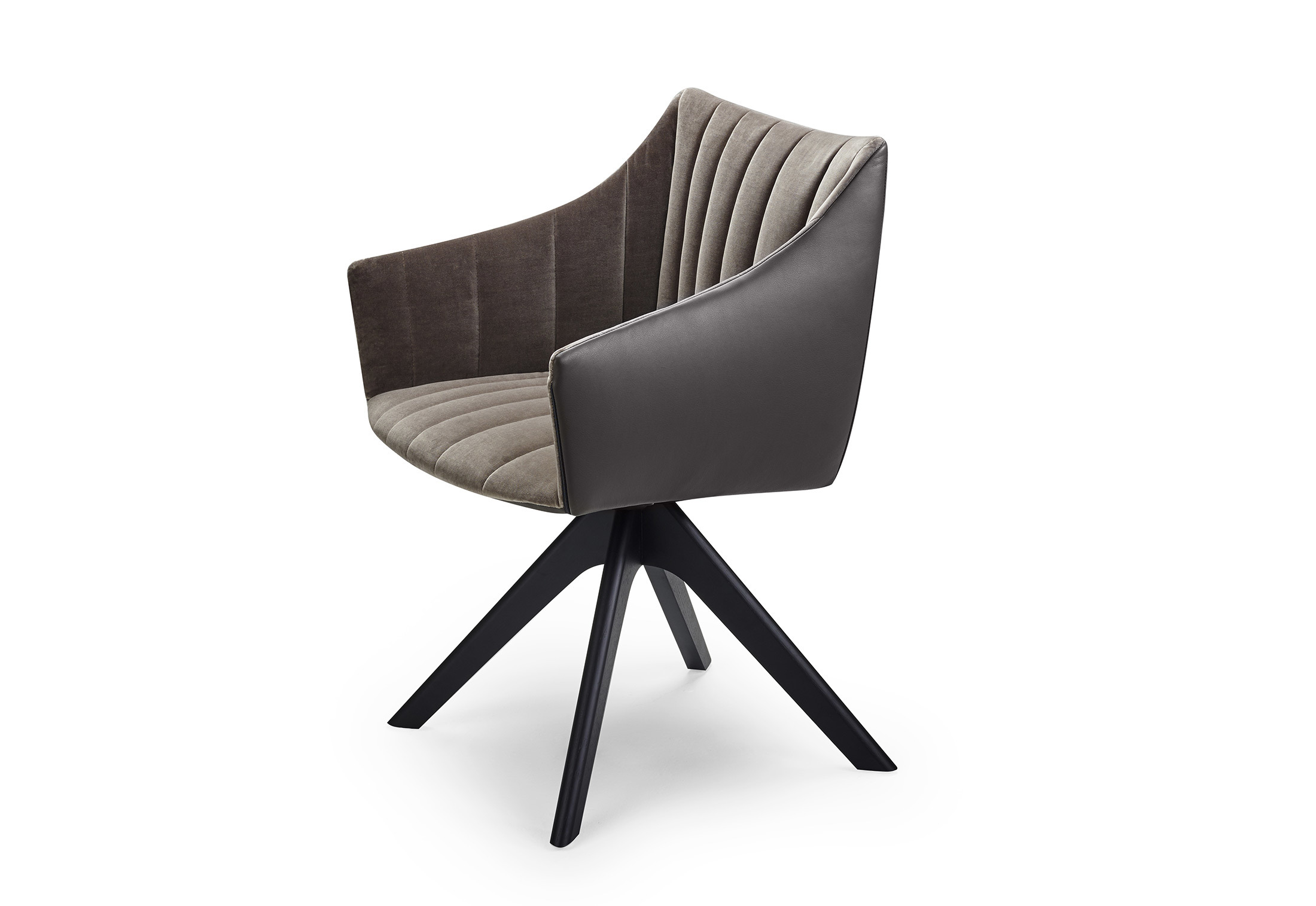 Rubie Armchair Wooden Support Base By Freifrau Stylepark