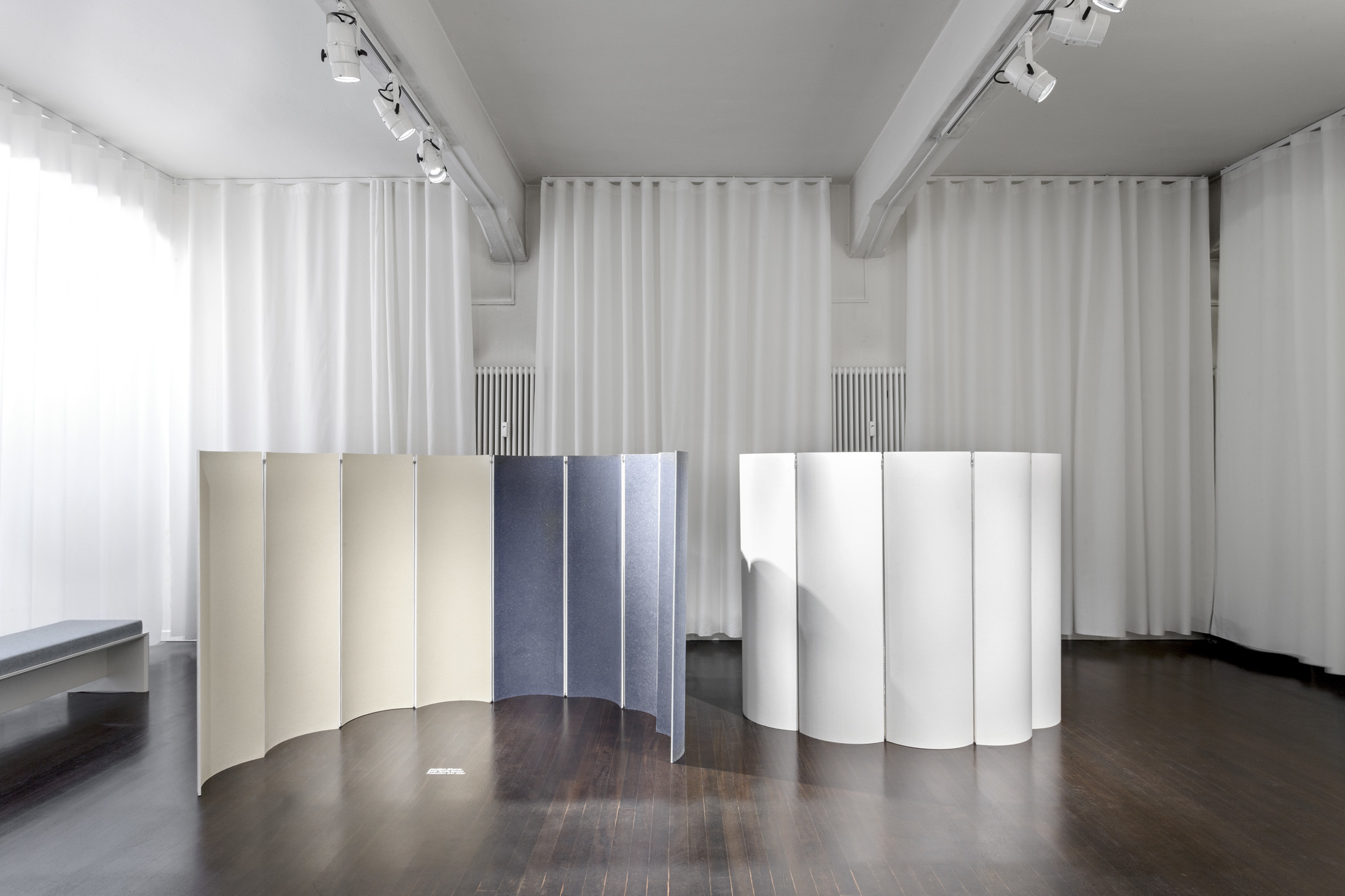 Kvadrat really and kinnasand at the salone del mobile for Mobili x salone