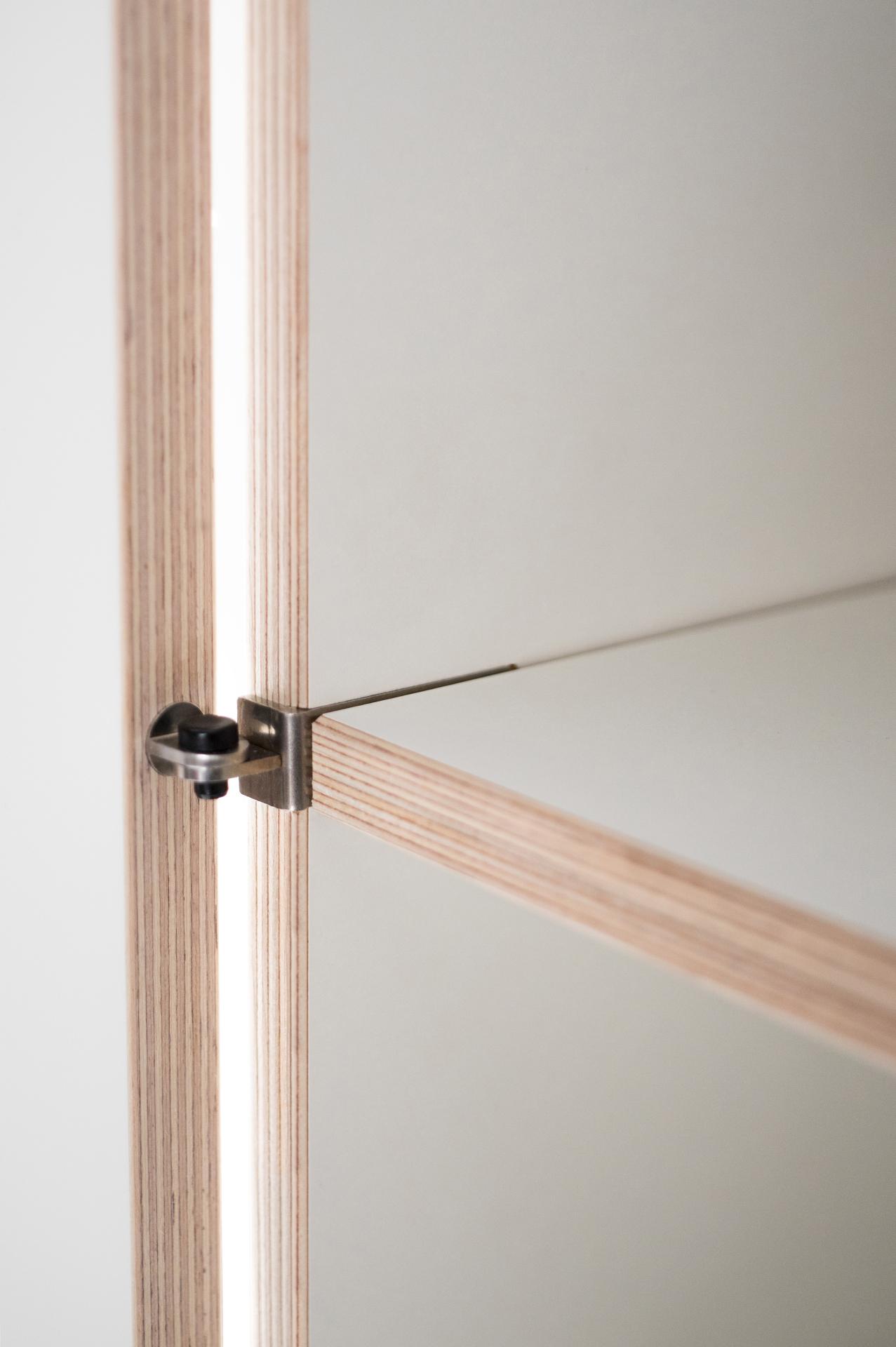 schrankone von nils holger moormann stylepark. Black Bedroom Furniture Sets. Home Design Ideas