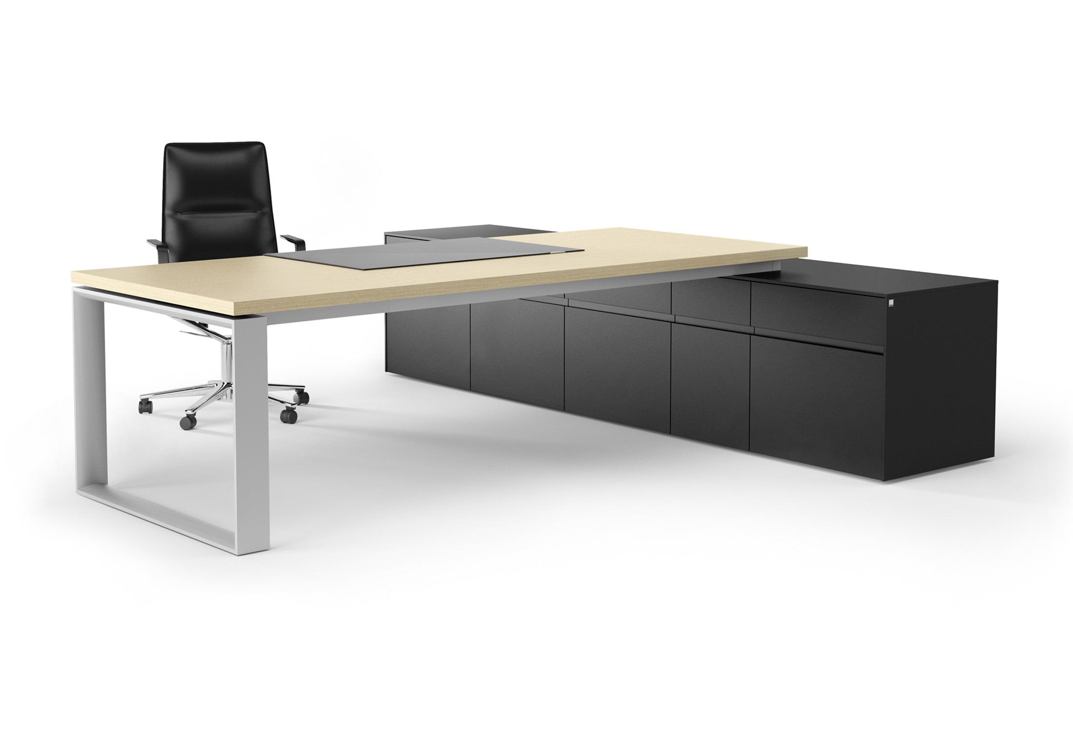 sono schreibtisch von renz stylepark. Black Bedroom Furniture Sets. Home Design Ideas