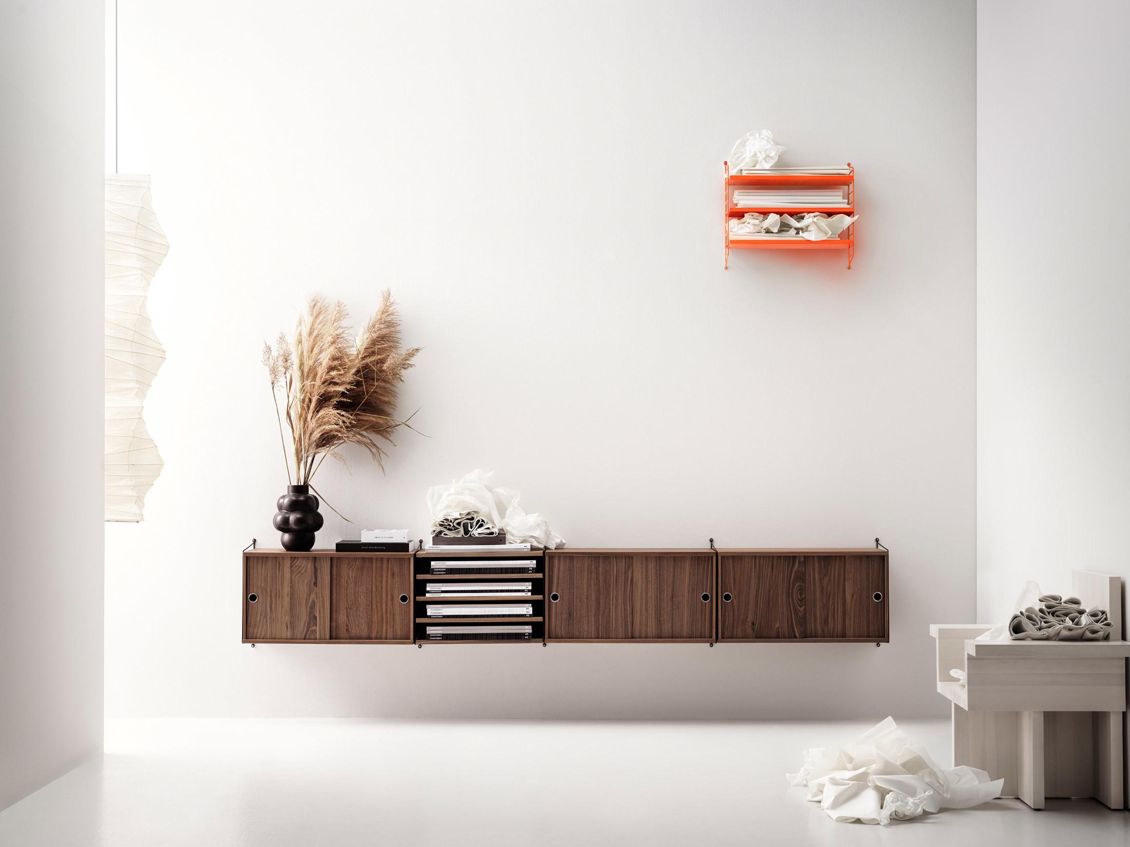 String Pocket Metal By String Furniture Stylepark