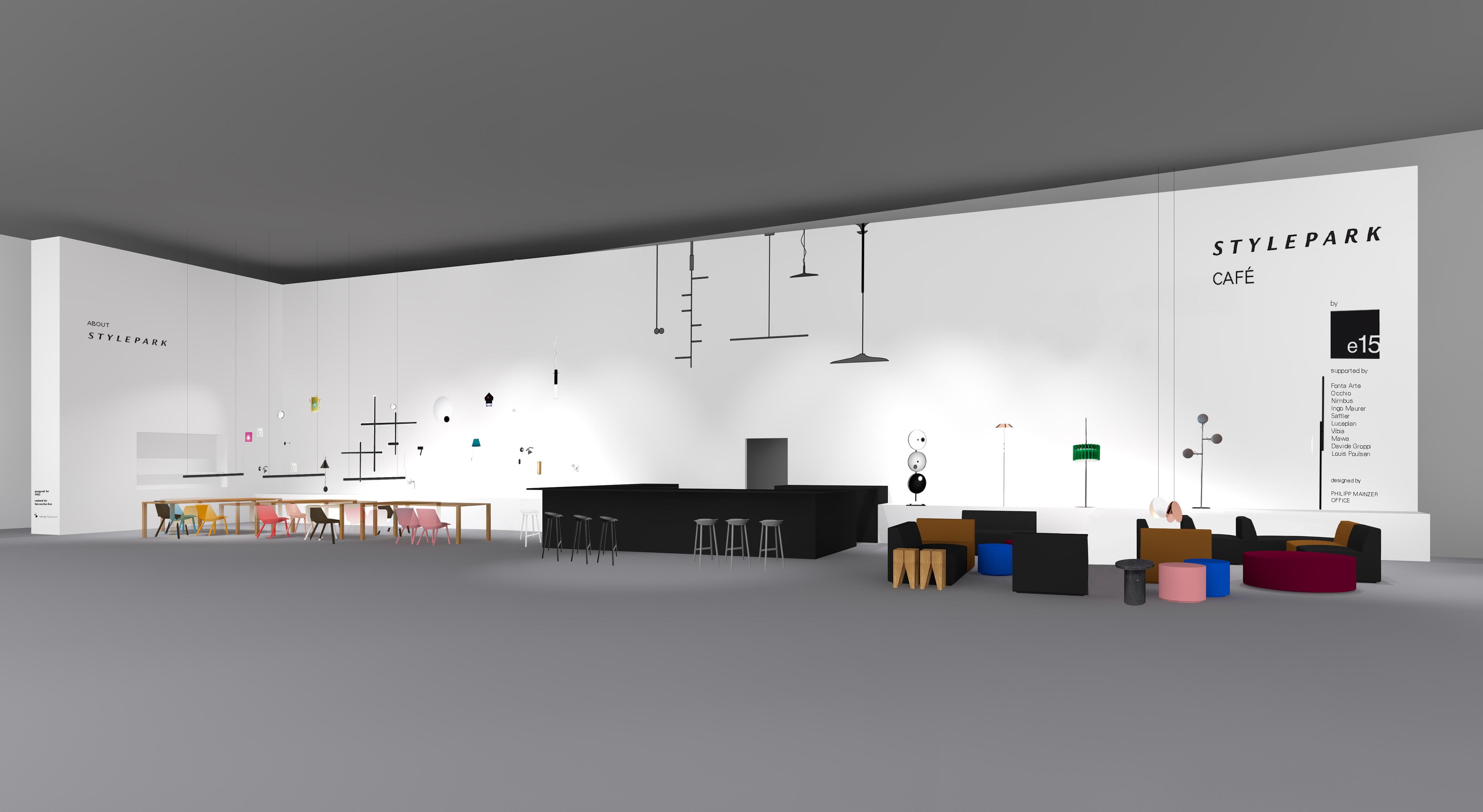 stylepark selected light building 2018 trendspot. Black Bedroom Furniture Sets. Home Design Ideas
