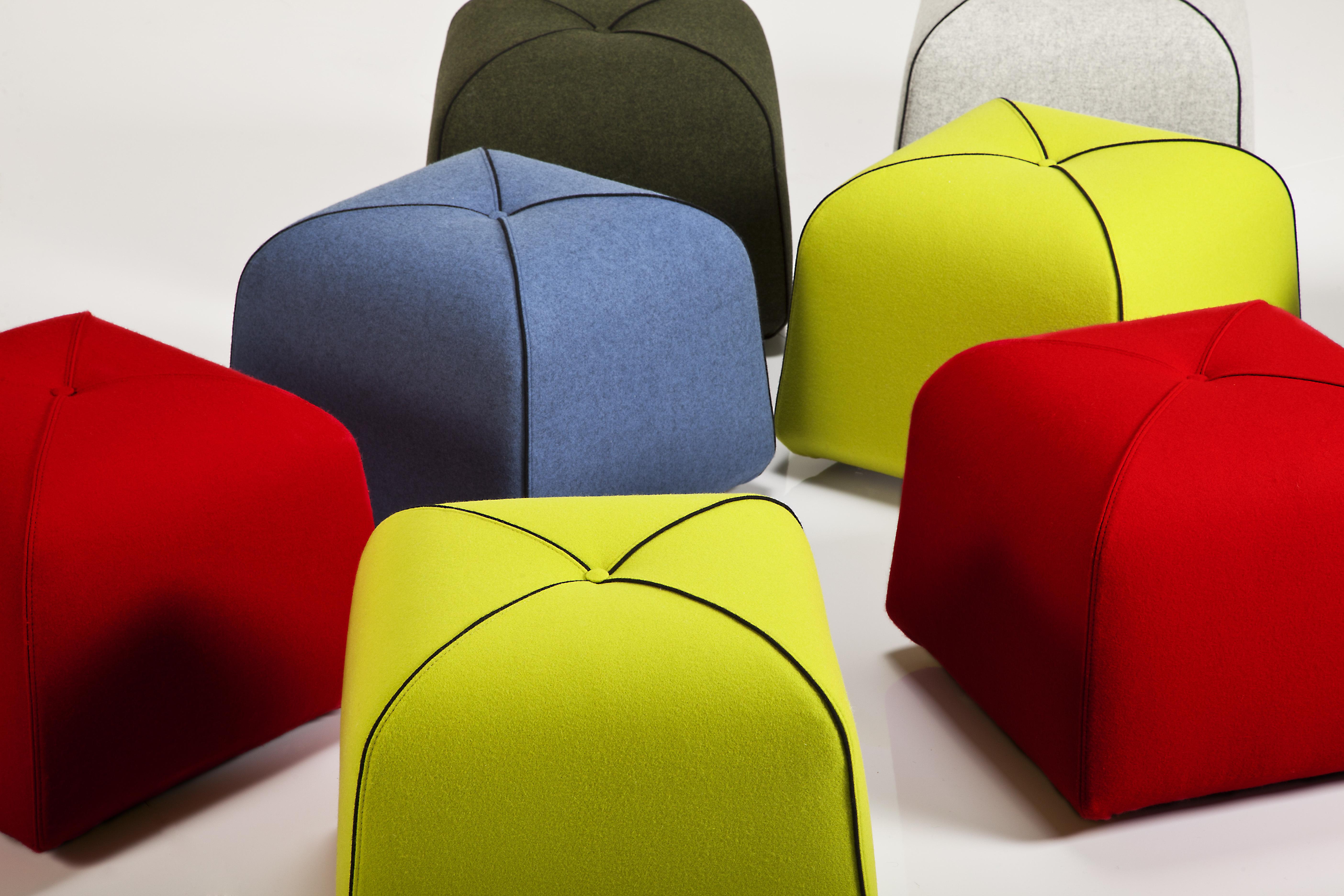 suri pouf von koleksiyon stylepark. Black Bedroom Furniture Sets. Home Design Ideas