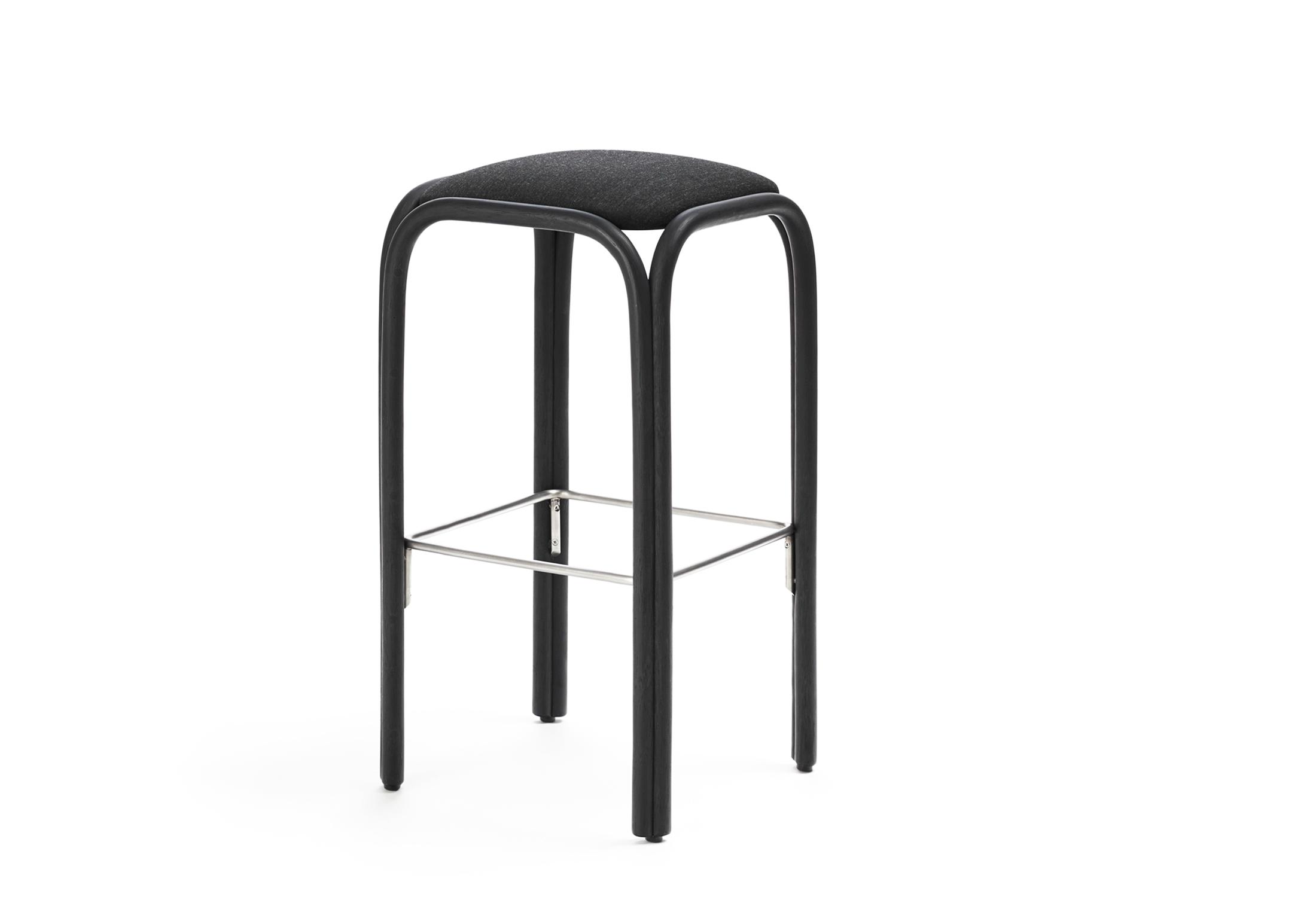 Fontal Upholstered High Barstool T019 U By Expormim