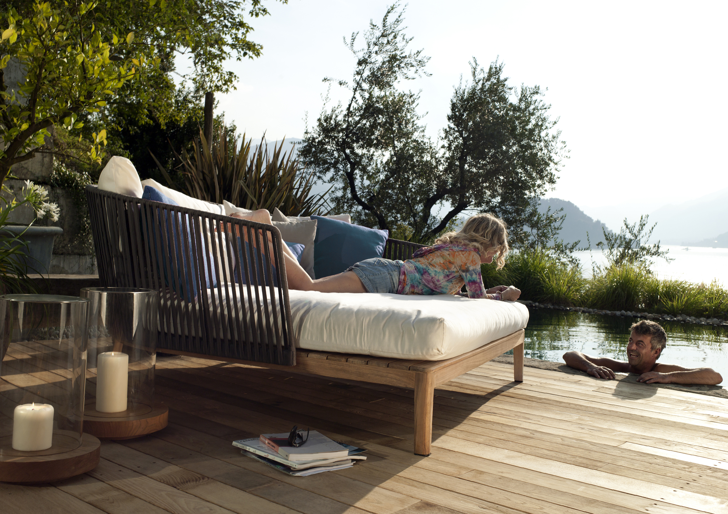 Mood Daybed By Trib 249 Stylepark