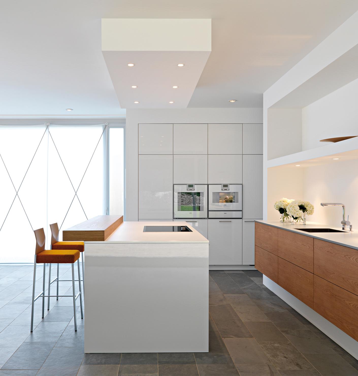 evo | valais von leicht küchen | stylepark - Leicht Küchen Katalog