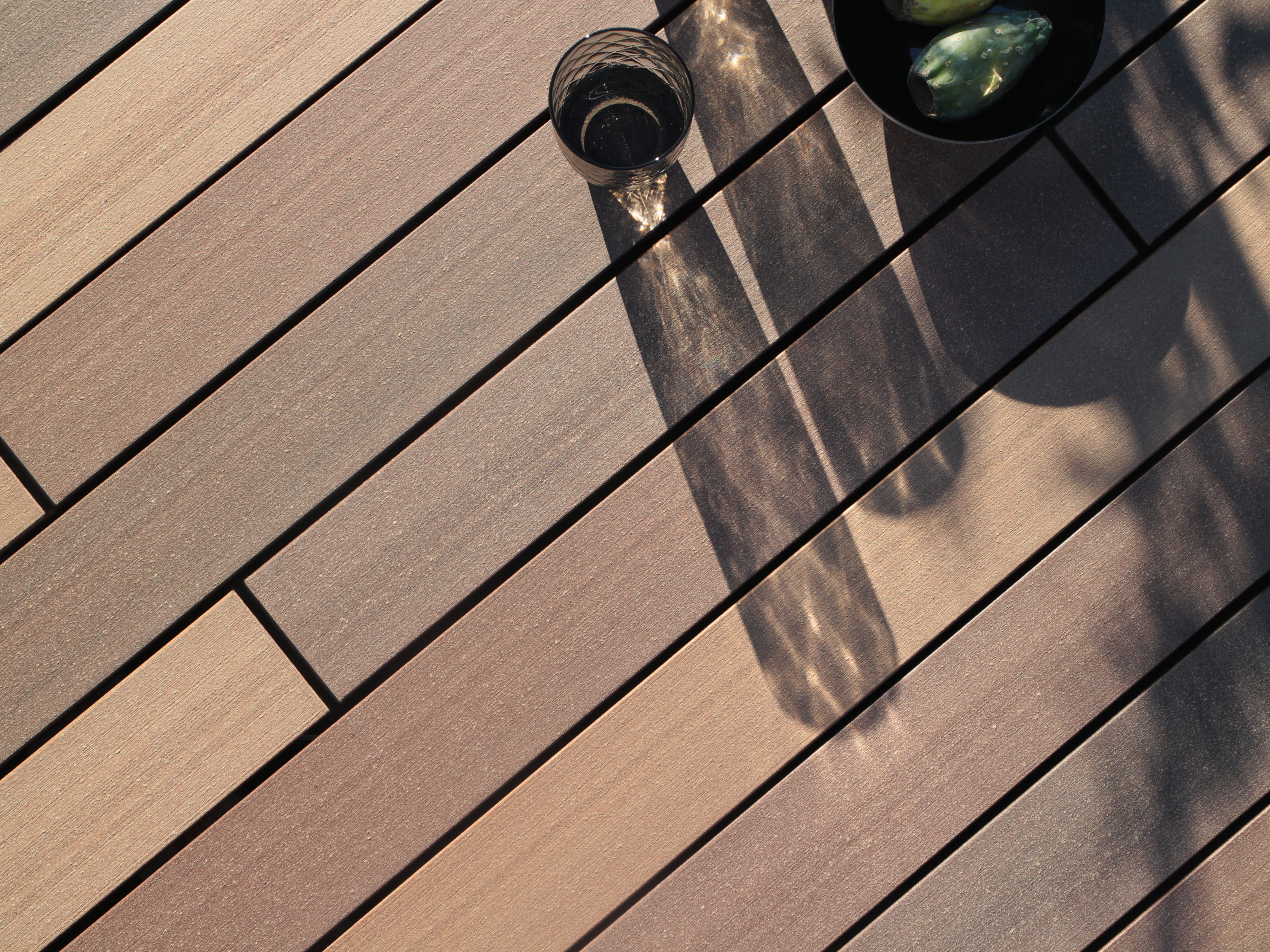 Premium WPC Planks COLOURS Bali by MYDECK | STYLEPARK
