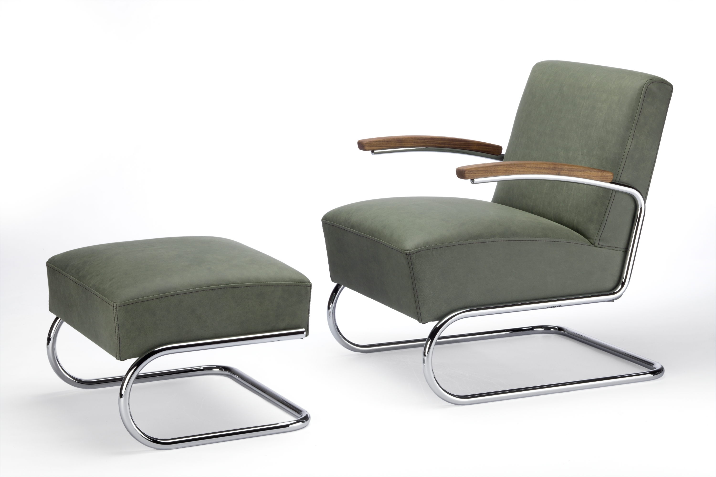 s 411 h von thonet stylepark. Black Bedroom Furniture Sets. Home Design Ideas