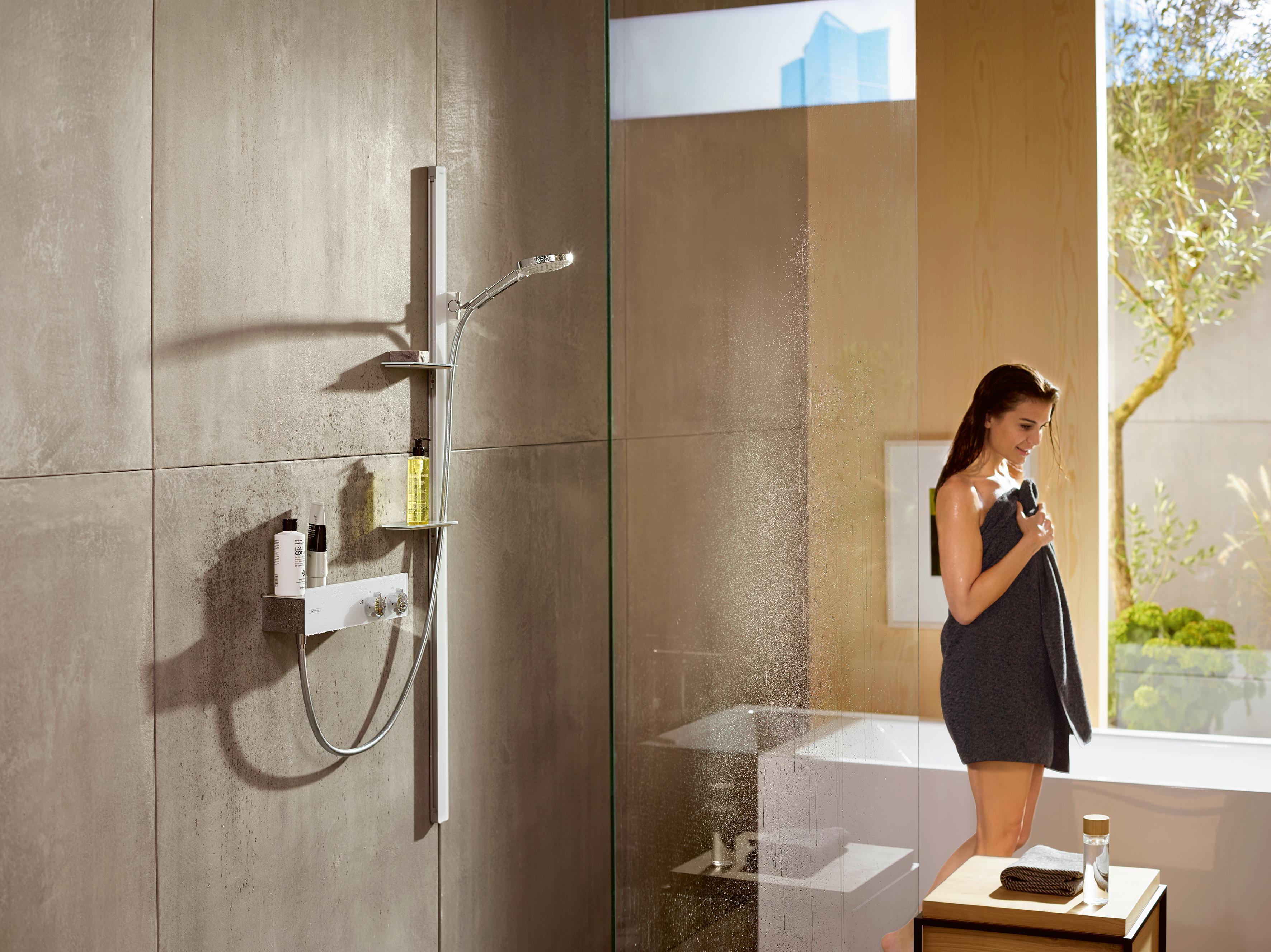 Raindance E Shower Select by Hansgrohe | STYLEPARK