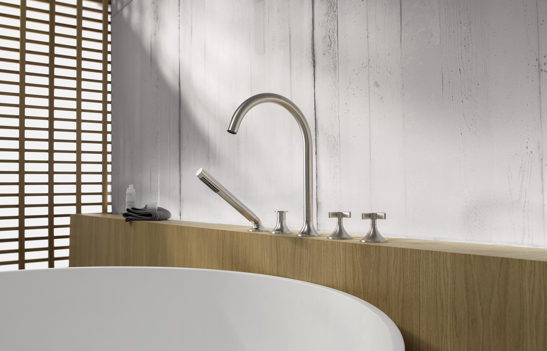 VAIA Five-hole bath mixer by Dornbracht | STYLEPARK