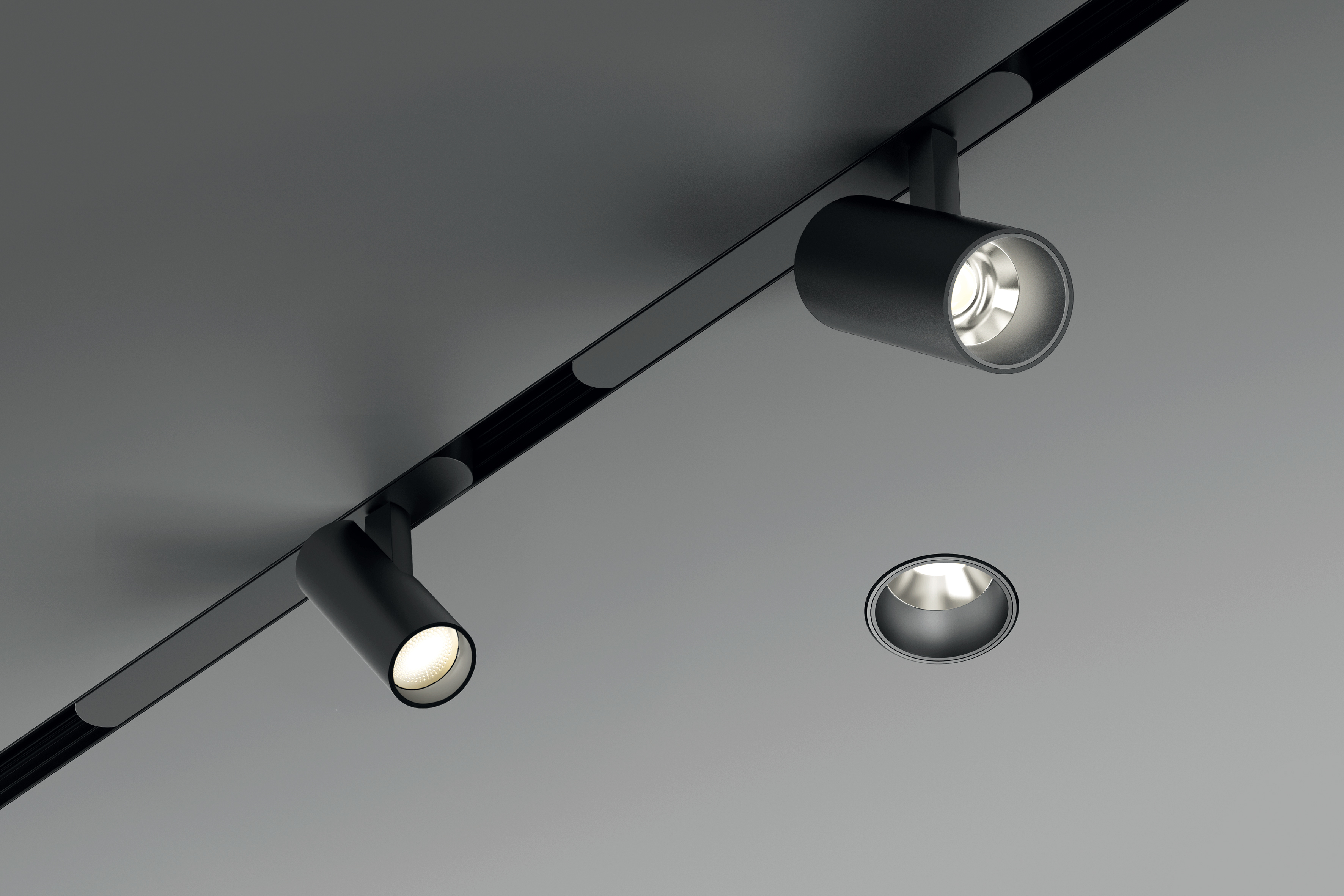 Vector recessed by artemide architectural stylepark vector recessed mozeypictures Image collections