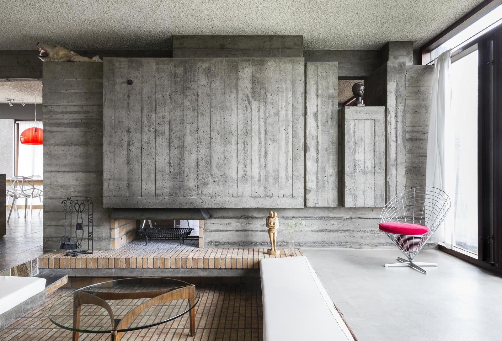 A Brutalism Style Villa In Reykjavik Iceland Stylepark