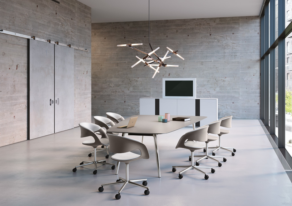 Keypiece Conference Table By Walter Knoll Stylepark
