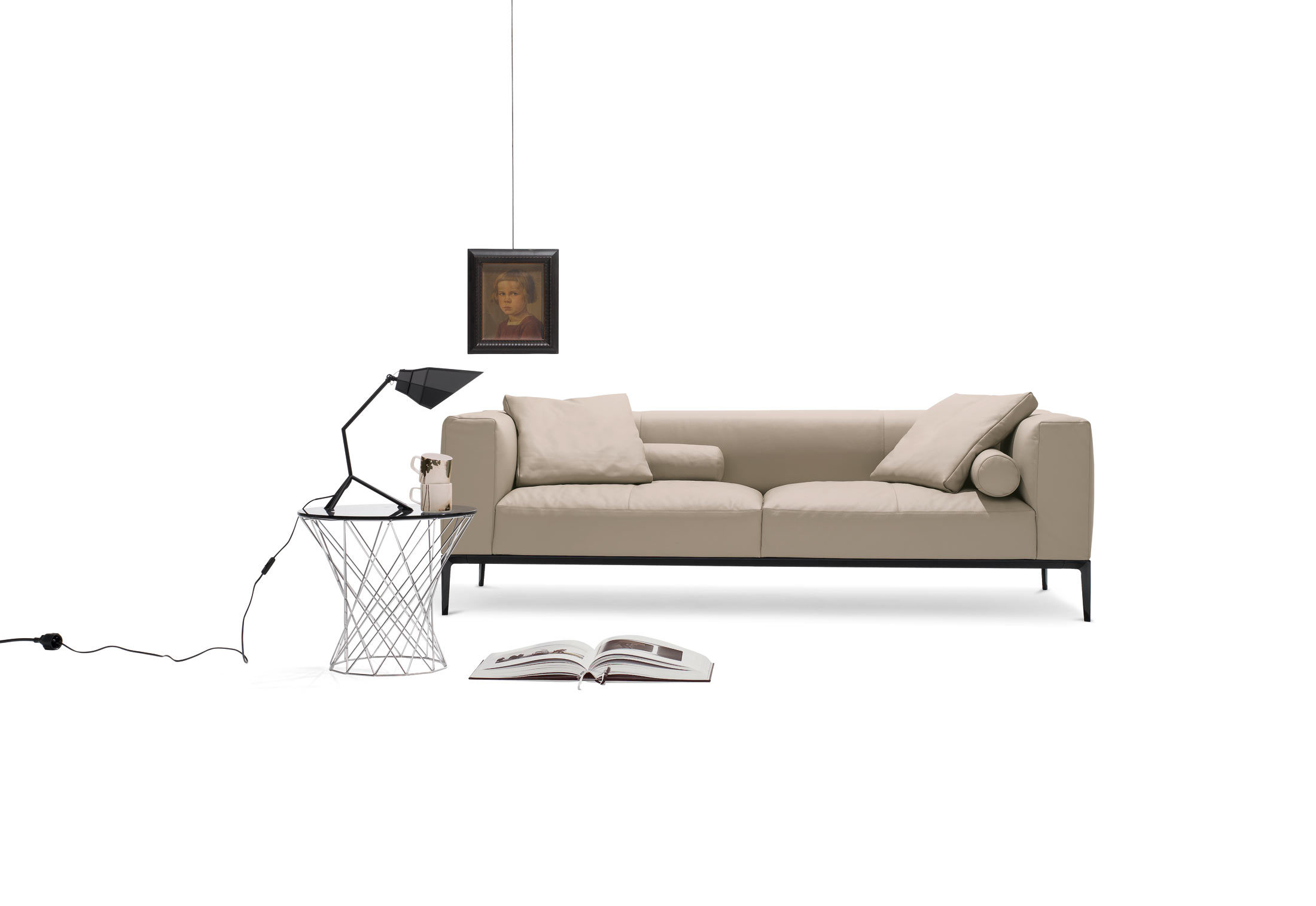 jaan living sofa by walter knoll stylepark. Black Bedroom Furniture Sets. Home Design Ideas