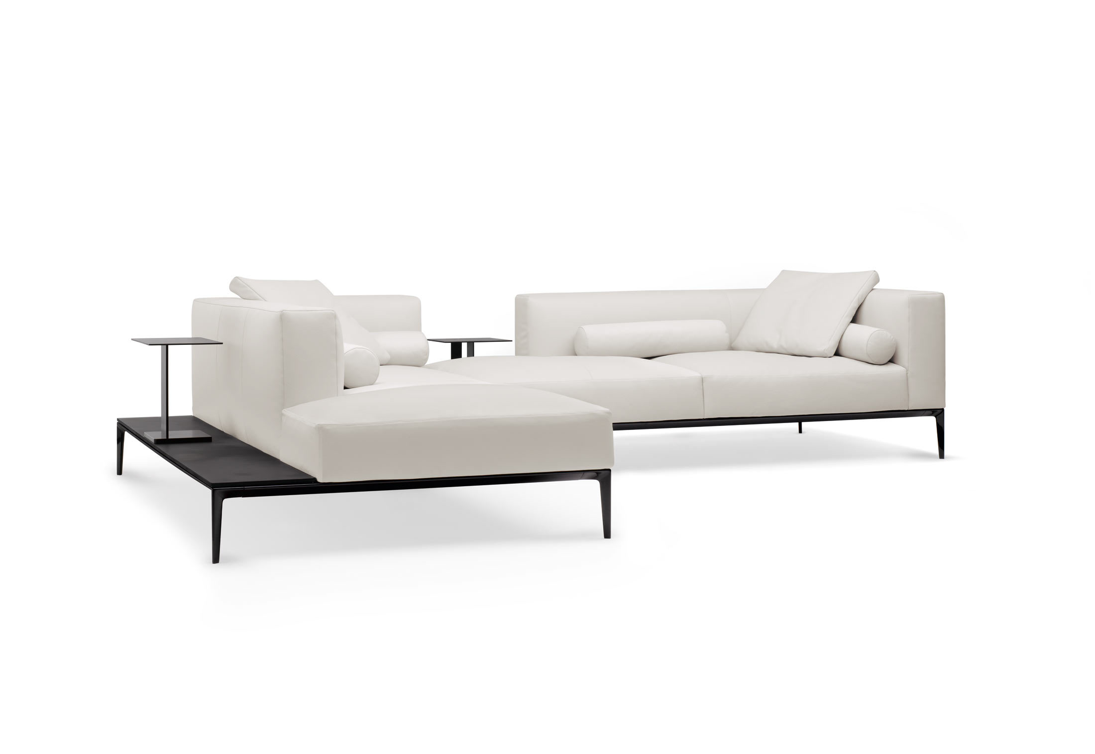 jaan living sofa von walter knoll stylepark. Black Bedroom Furniture Sets. Home Design Ideas